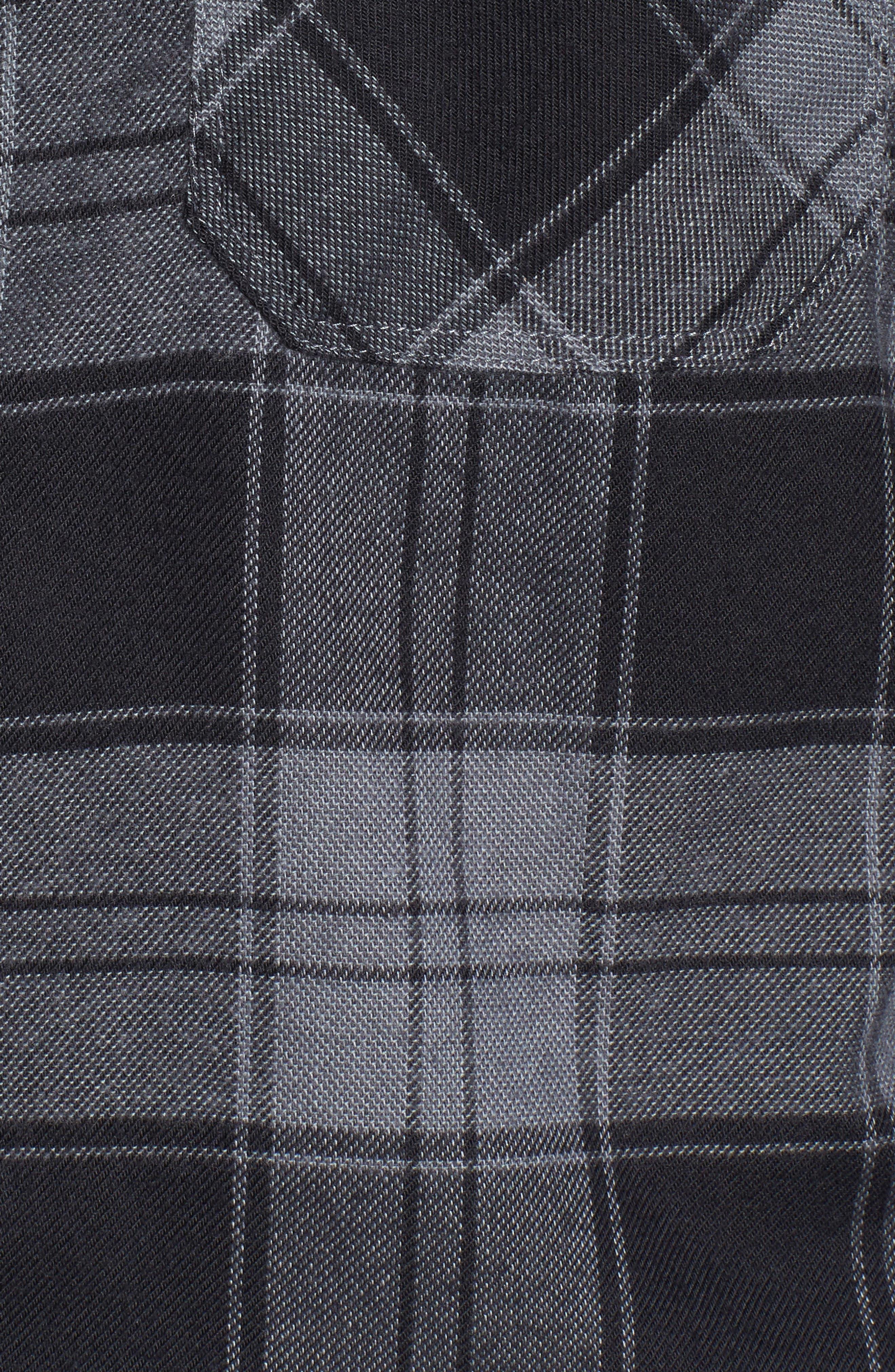 Alternate Image 5  - Hurley Check Dri-FIT Shirt