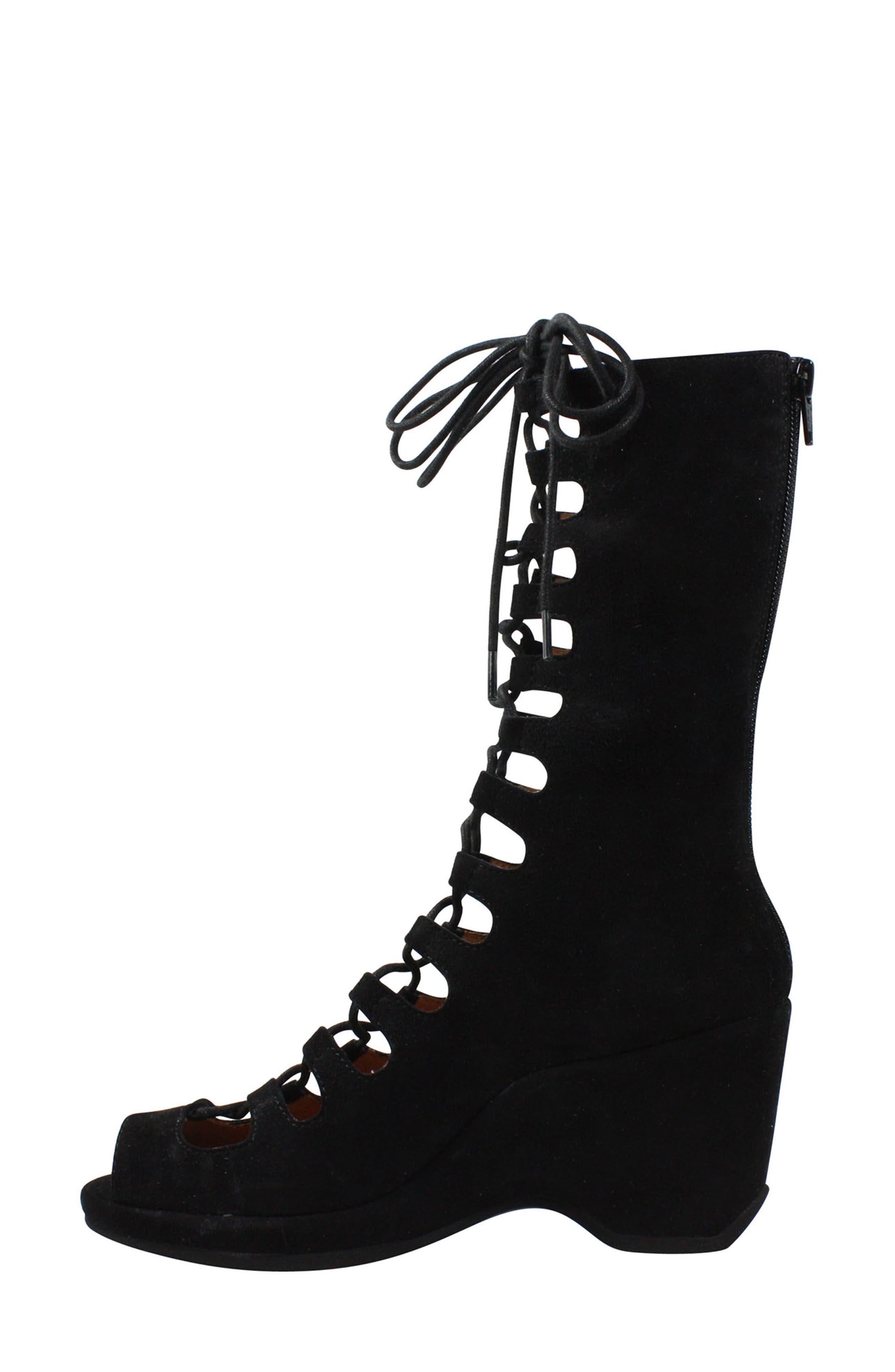 Alternate Image 2  - L'Amour des Pieds Othello Lace-Up Sandal (Women)