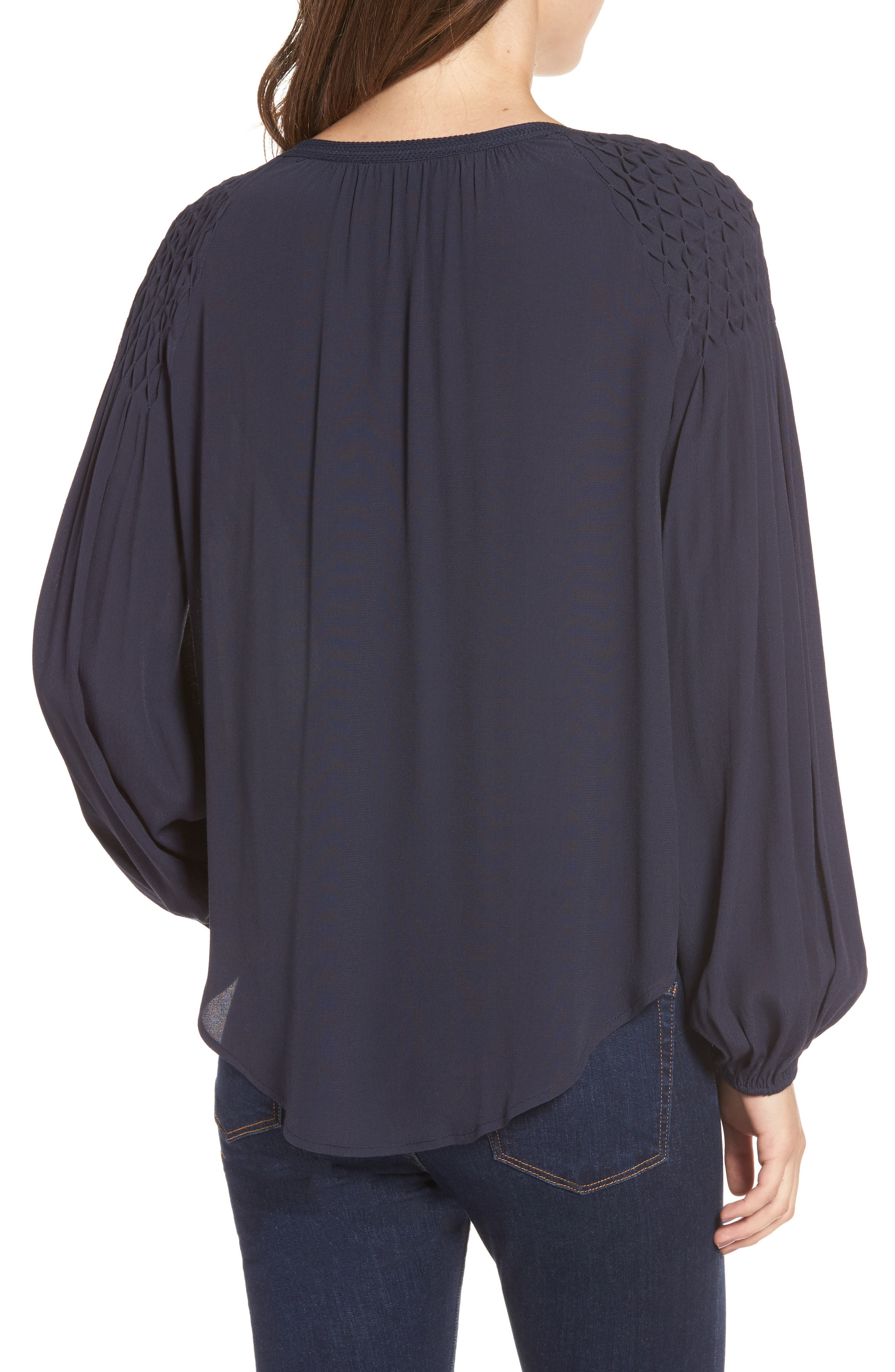 Alternate Image 2  - ASTR the Label Claudine Blouse