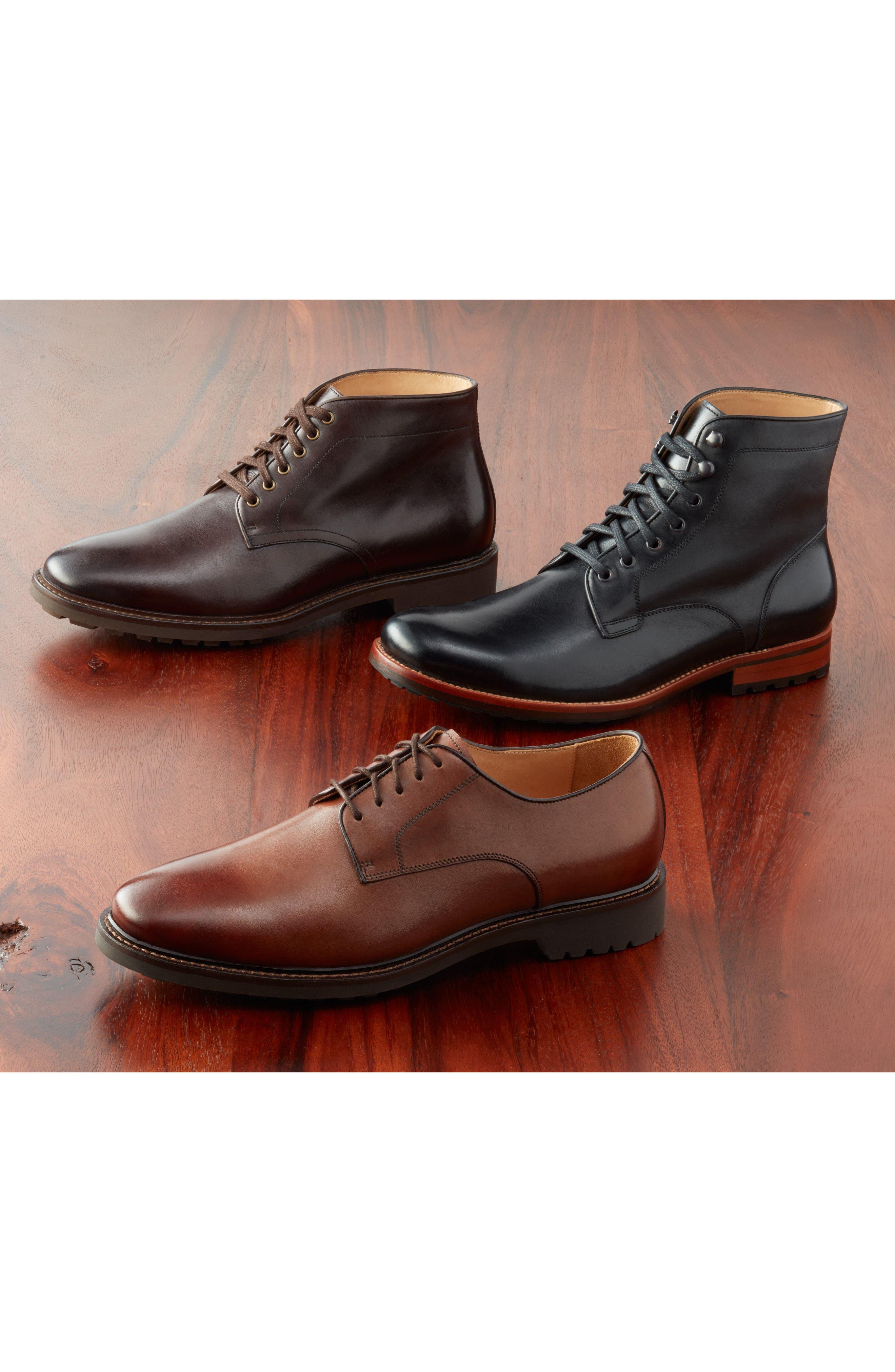 Alternate Image 7  - John W. Nordstrom® Ramiro Plain Toe Boot (Men)