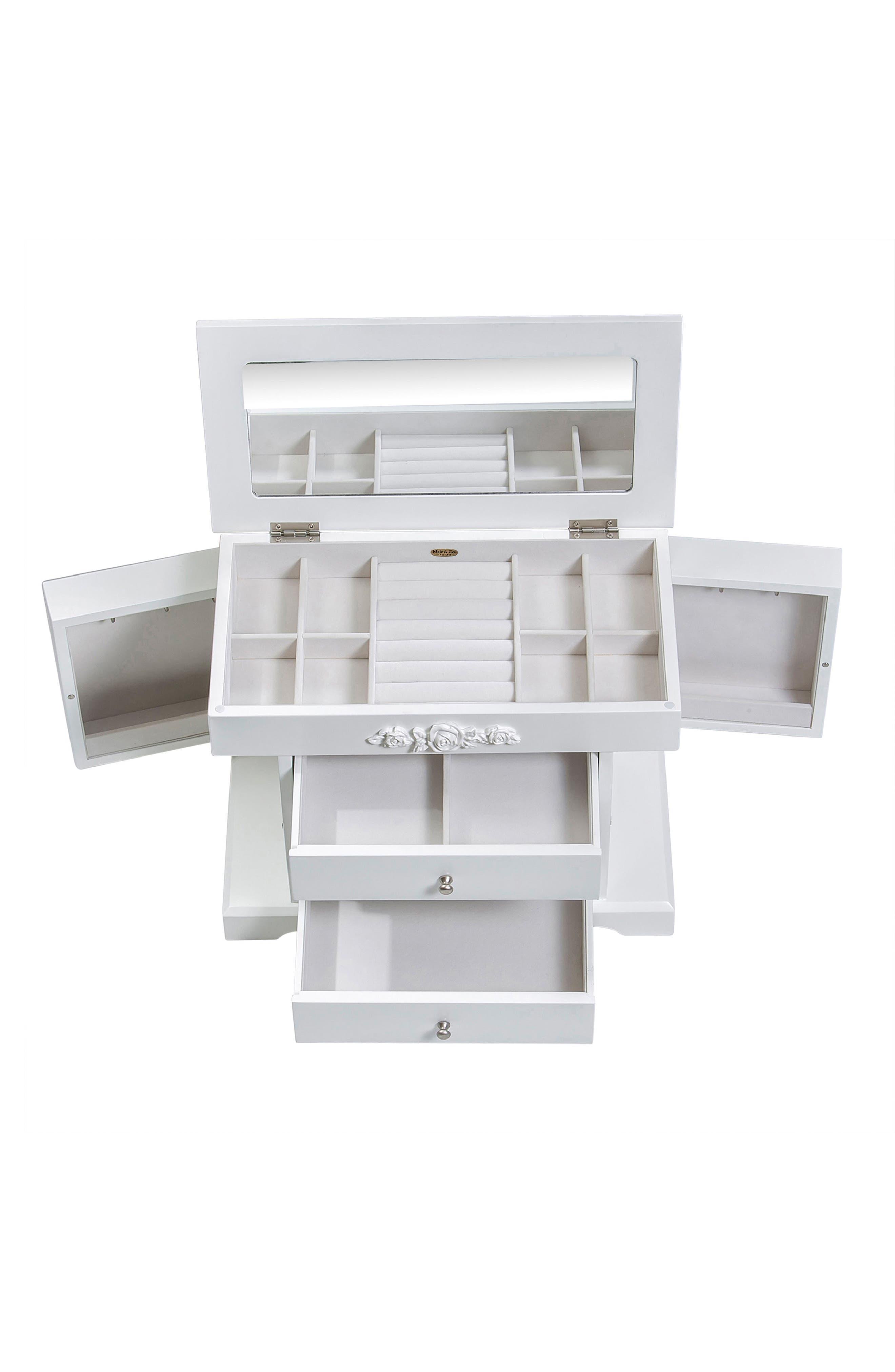 Alternate Image 3  - Mele & Co. Montague Jewelry Box
