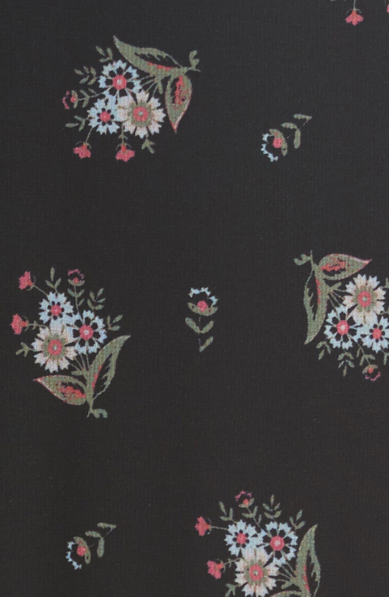 Alternate Image 5  - Rebecca Minkoff Fiona Print Shift Dress