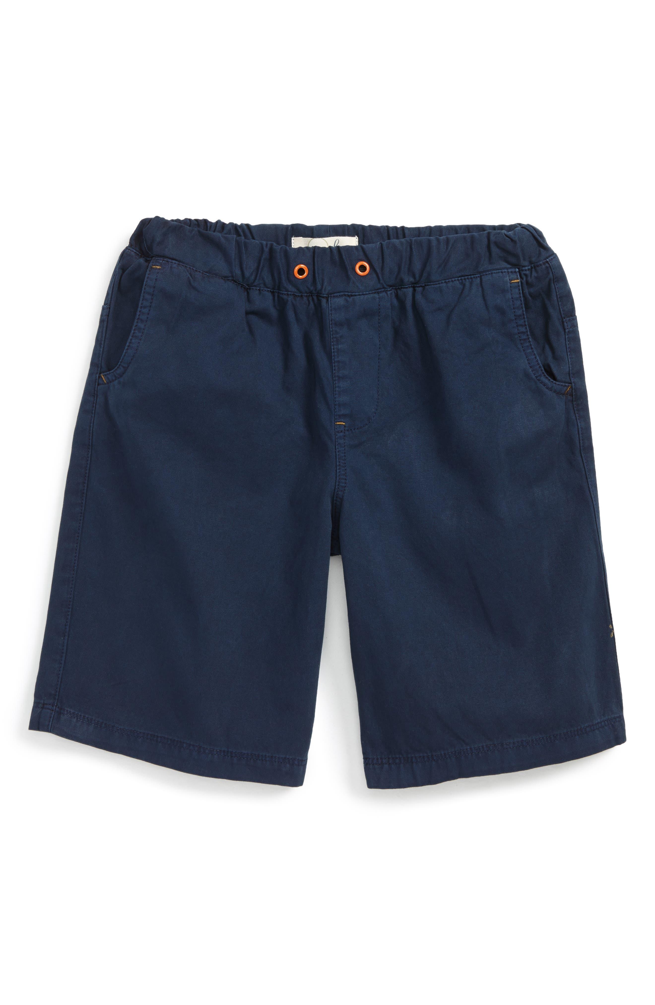 Alternate Image 1 Selected - Peek Morgan Shorts (Toddler Boys, Little Boys & Big Boys)