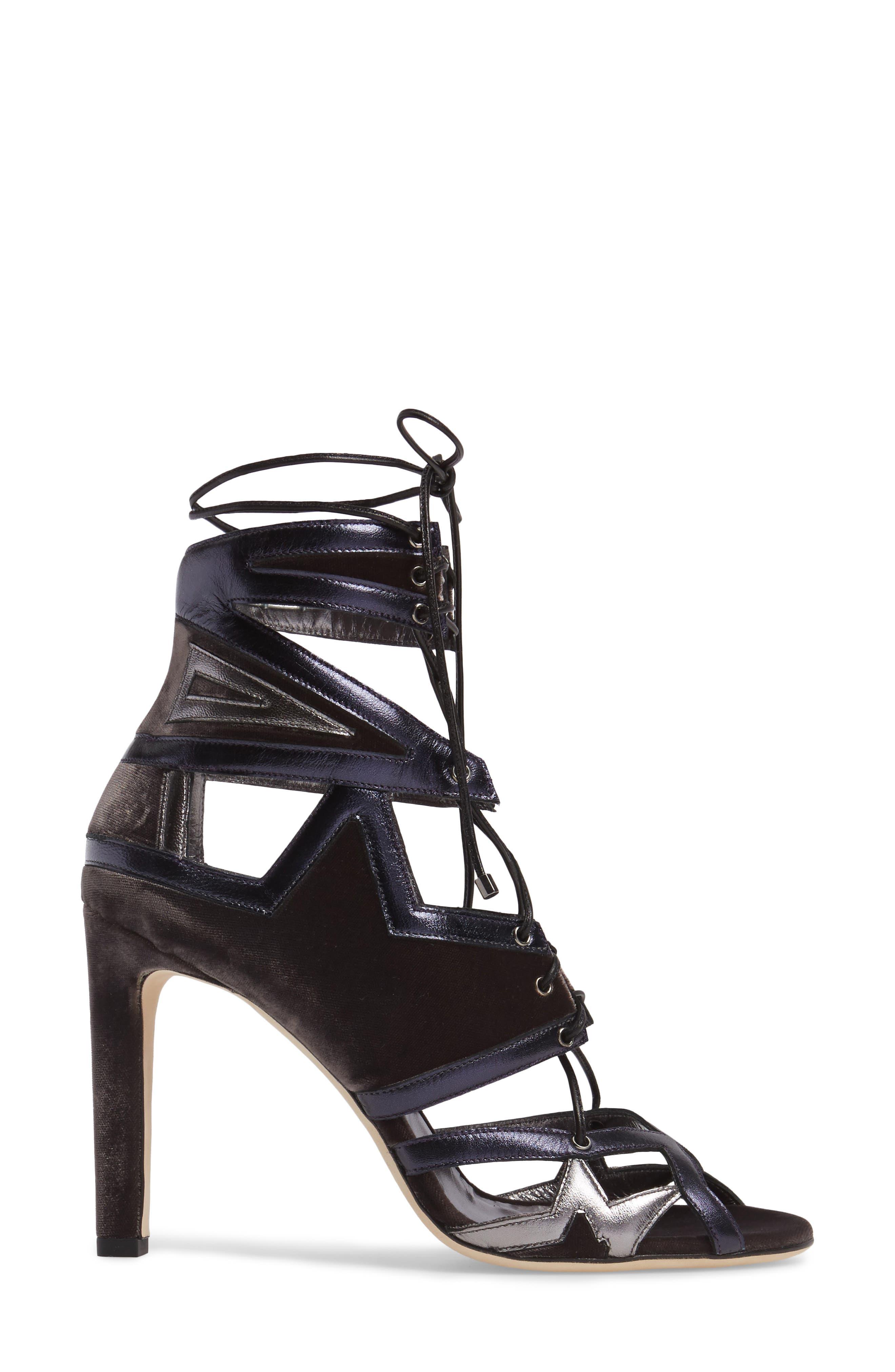 Alternate Image 3  - Jimmy Choo Denney Lace-Up Sandal (Women)