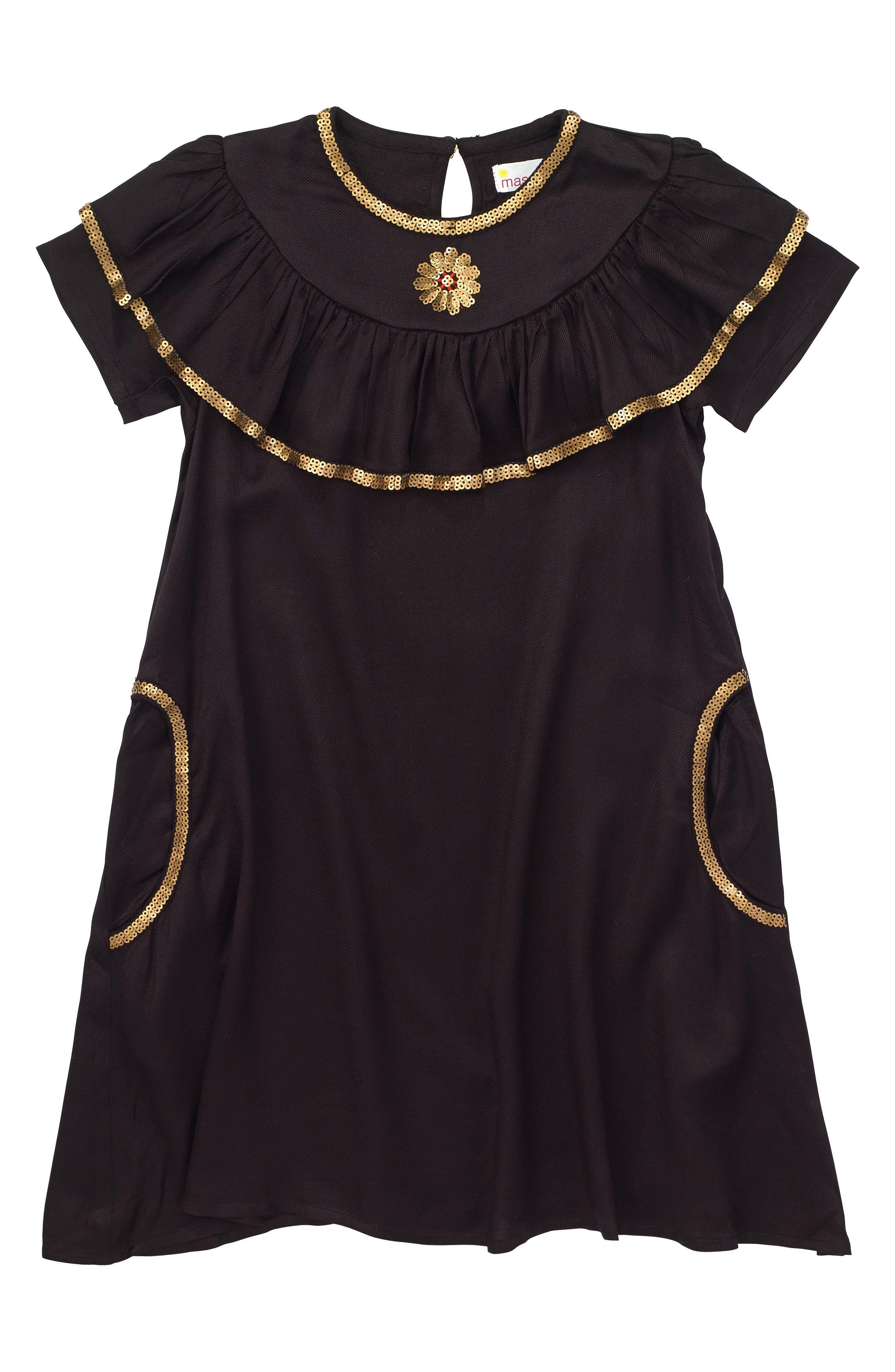 Main Image - Masalababy Enchanted Dress (Toddler Girls, Little Girls & Big Girls)