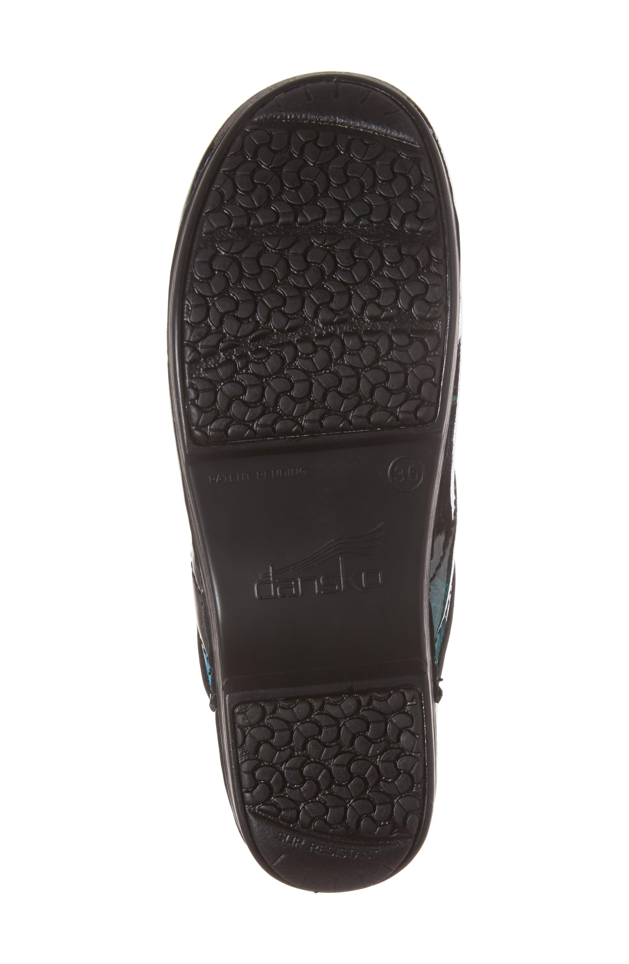 Alternate Image 6  - Dansko 'Pro XP' Patent Leather Clog (Women)