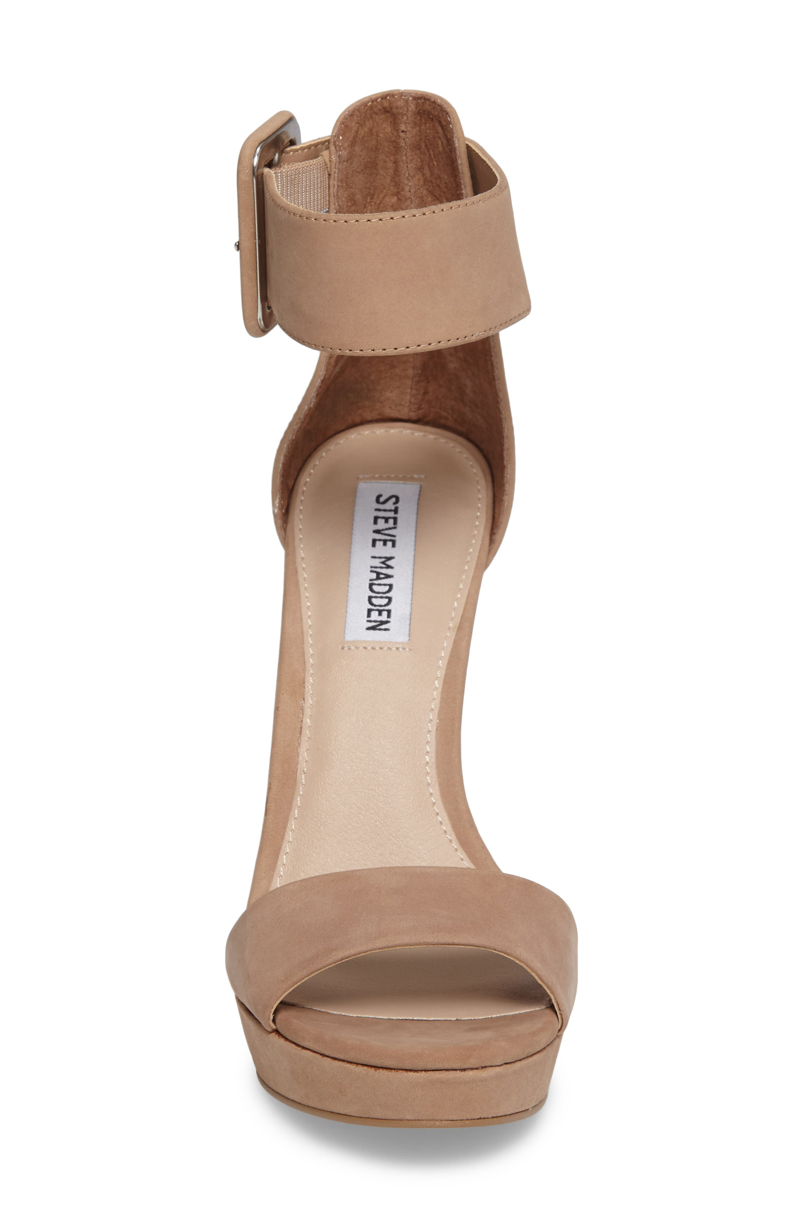 Circuit Sandal,                             Alternate thumbnail 5, color,                             Tan Nubuck Leather