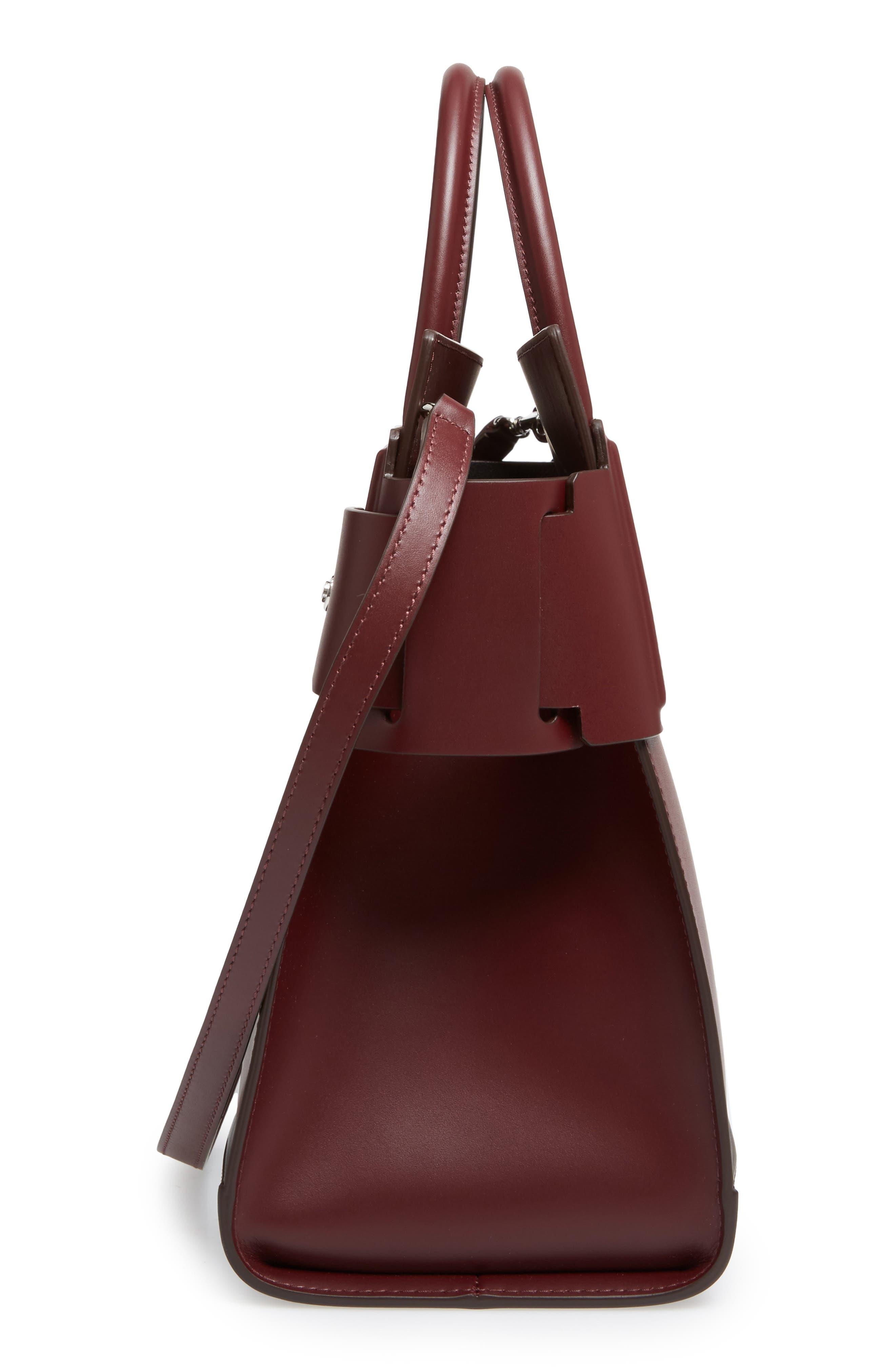 Alternate Image 5  - Givenchy Horizon Calfskin Leather Tote