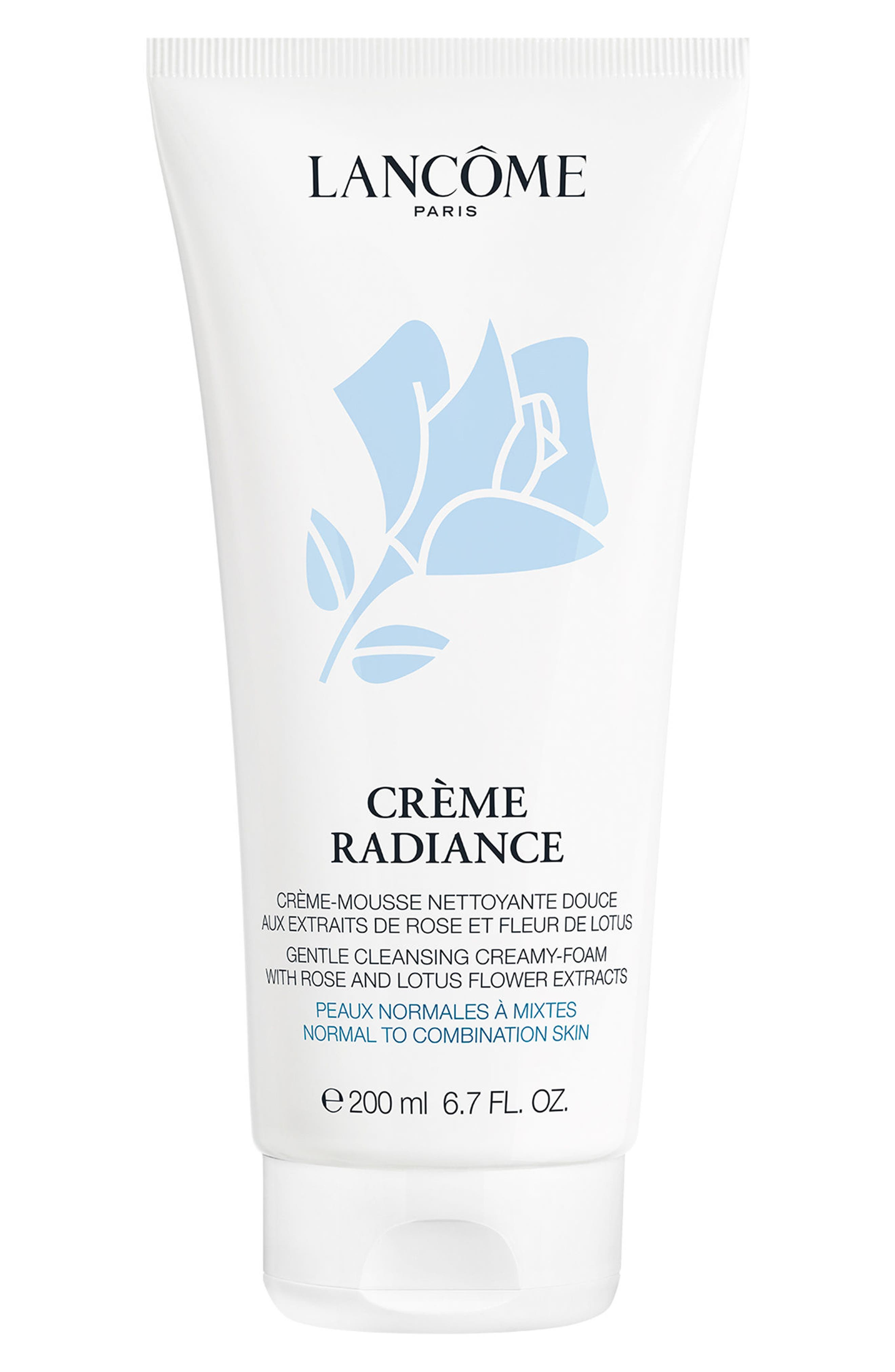Crème Radiance Clarifying Cleanser,                             Main thumbnail 1, color,                             No Color