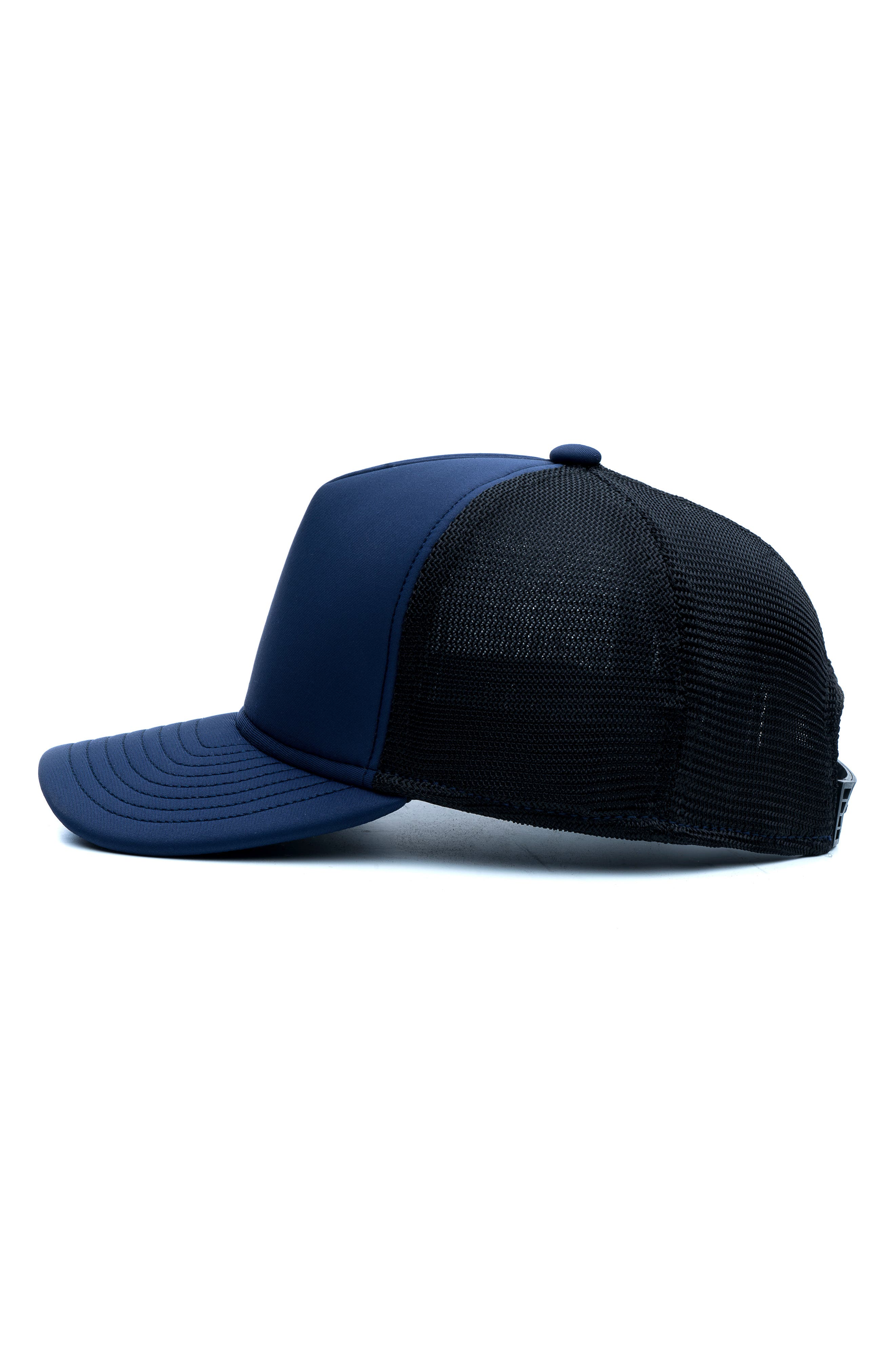 The Marksman Mesh Cap,                             Alternate thumbnail 3, color,                             Navy