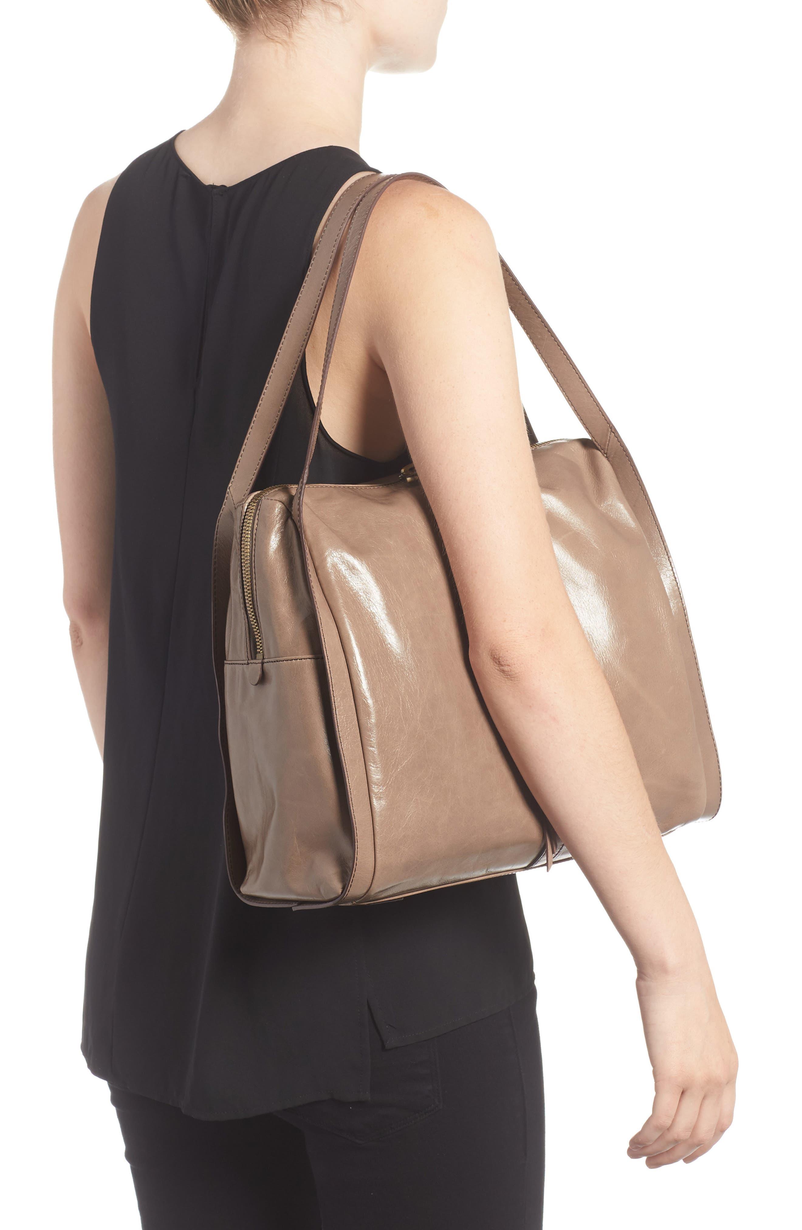 Alternate Image 2  - Hobo Century Leather Shopper