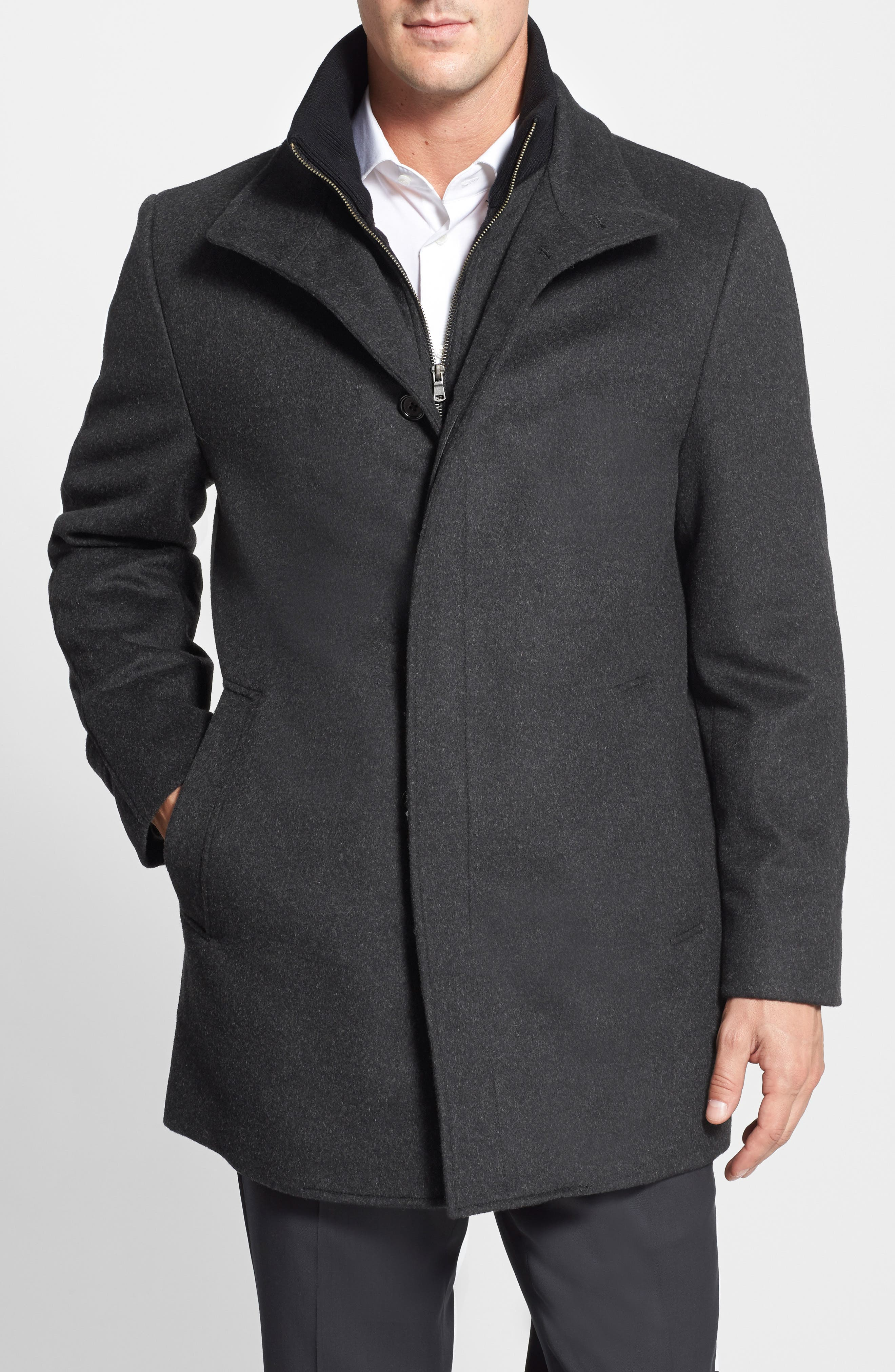 Alternate Image 1 Selected - Cardinal of Canada Wool Jacket