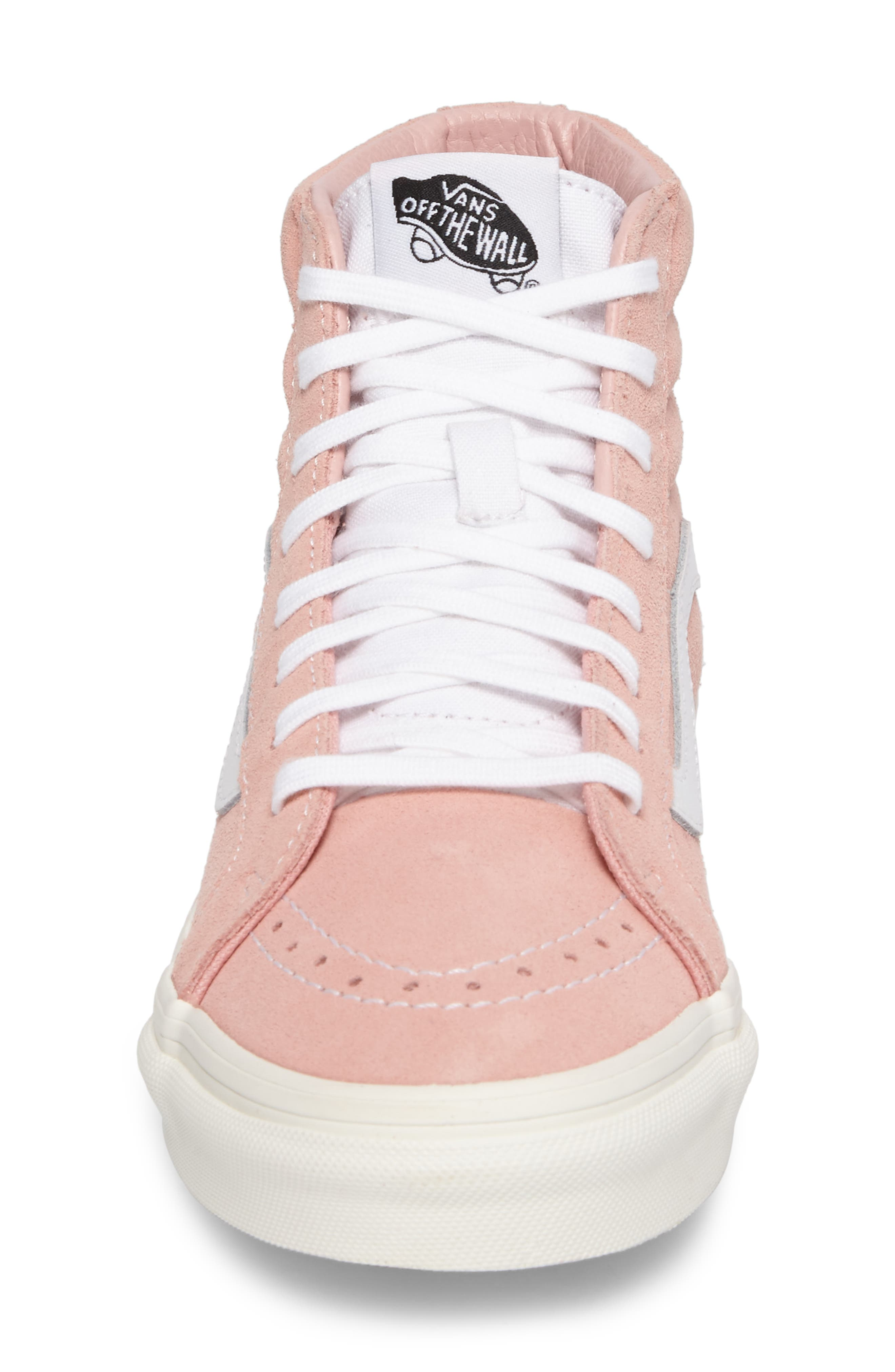 Alternate Image 4  - Vans 'Sk8-Hi Slim' Sneaker (Women)