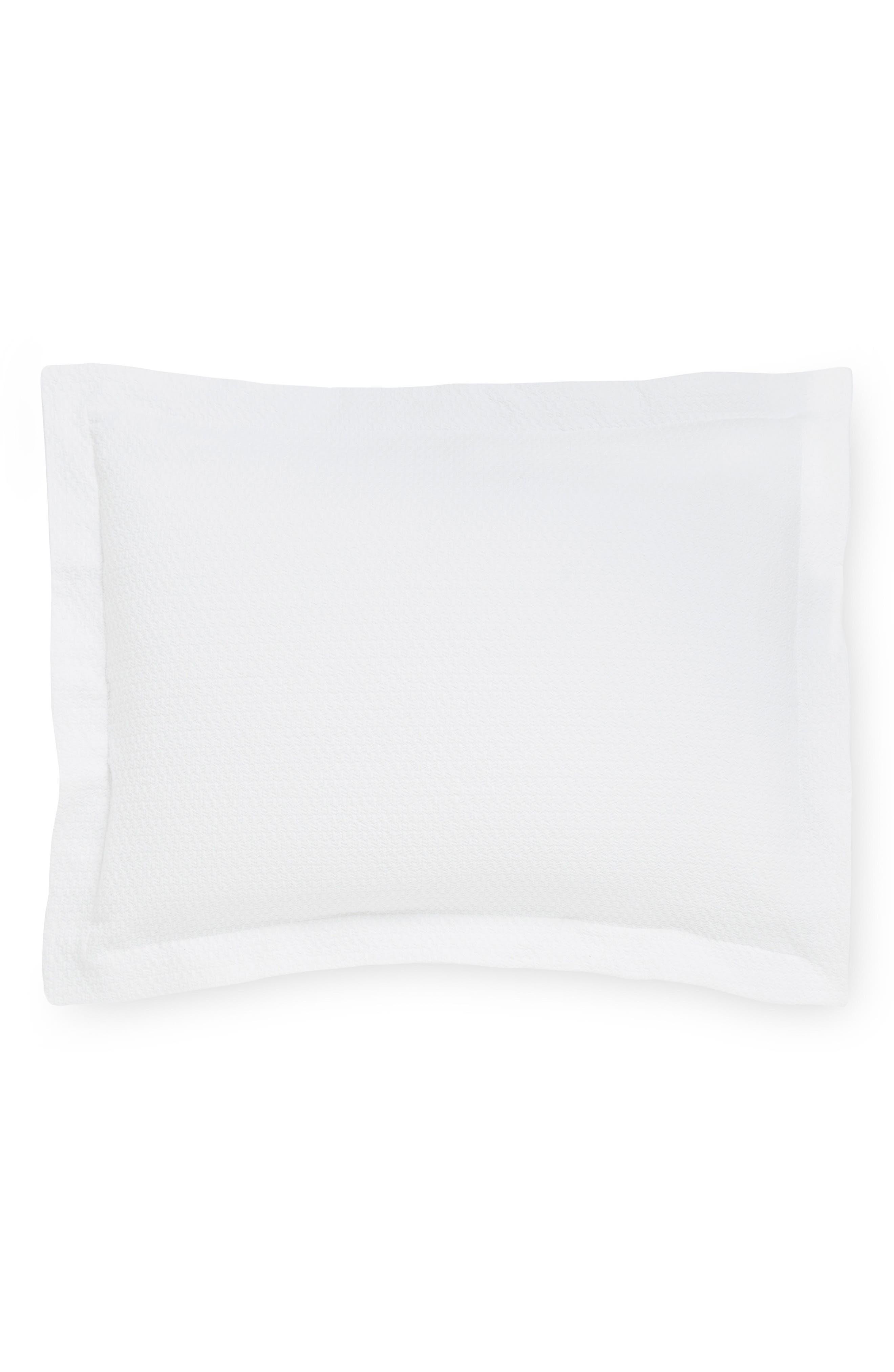 Merisso Sham,                         Main,                         color, White