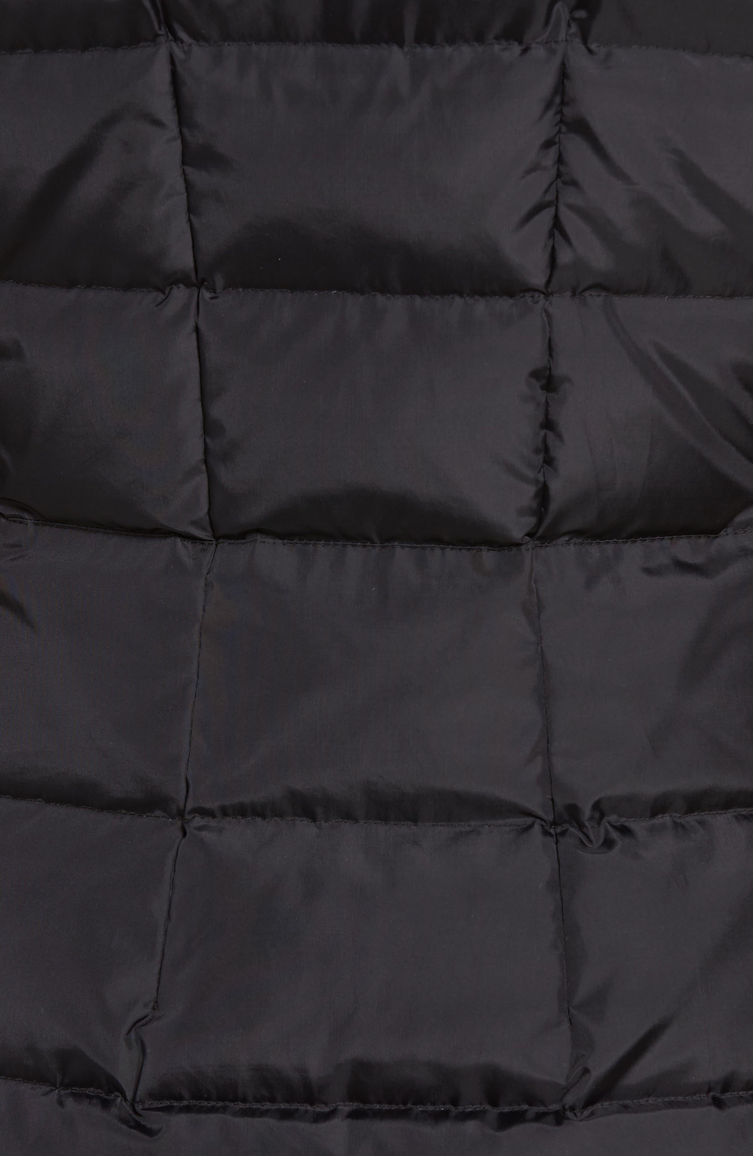 Alternate Image 5  - S13 Faux Fur Hooded Coat