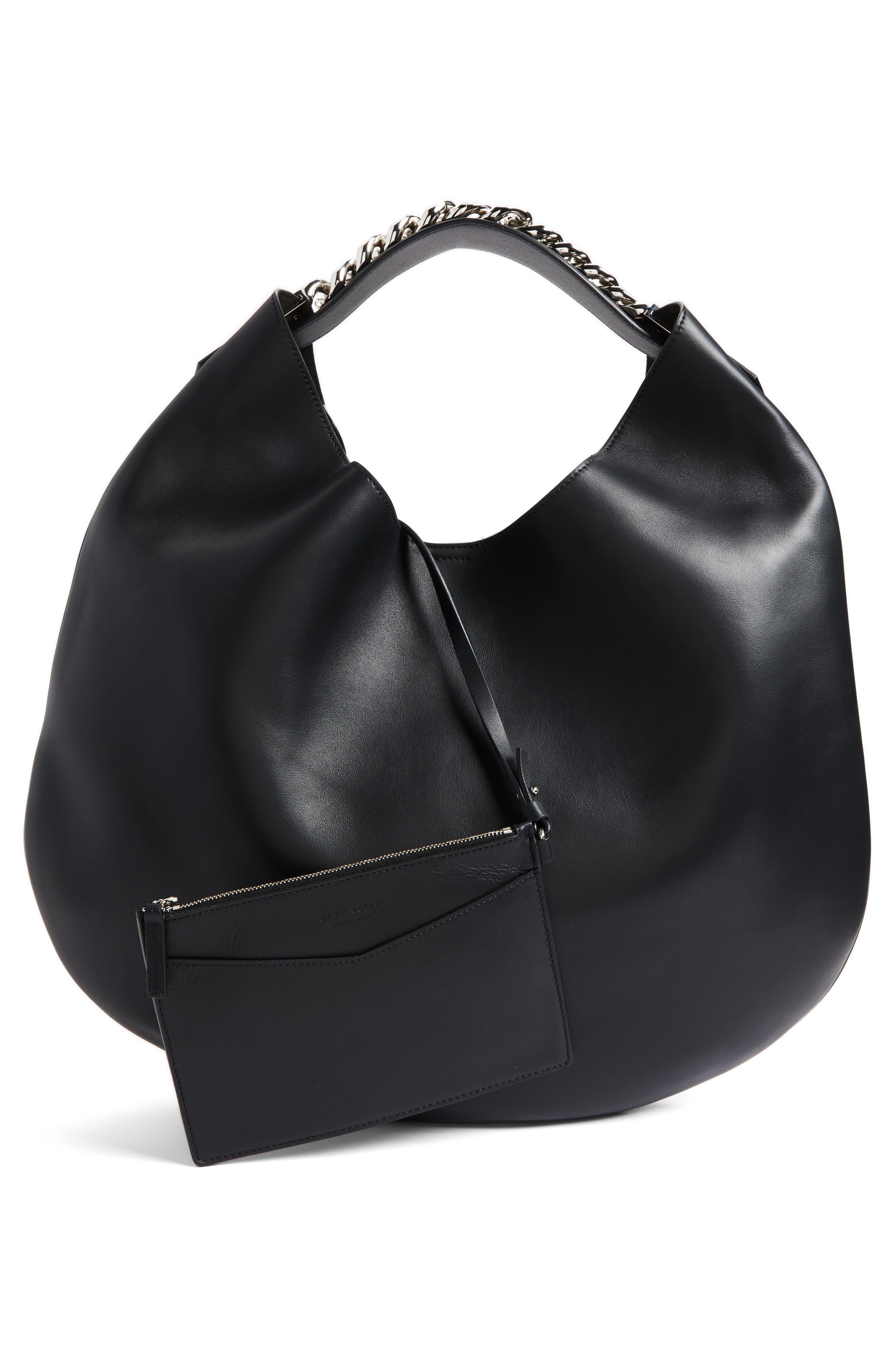 Alternate Image 3  - Givenchy Medium Infinity Calfskin Leather Hobo