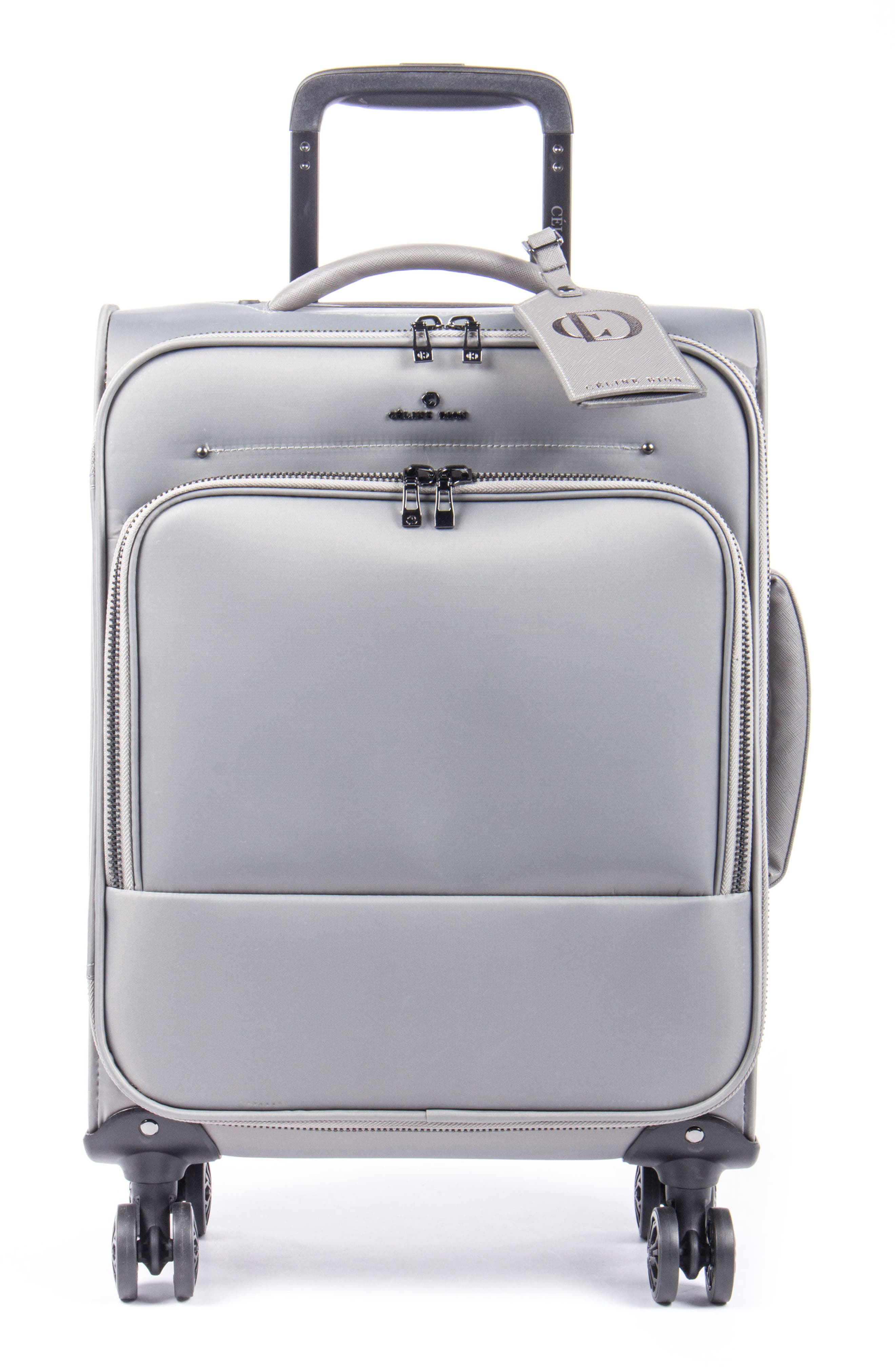 Céline Dion Presto 20-Inch Rolling Carry-On