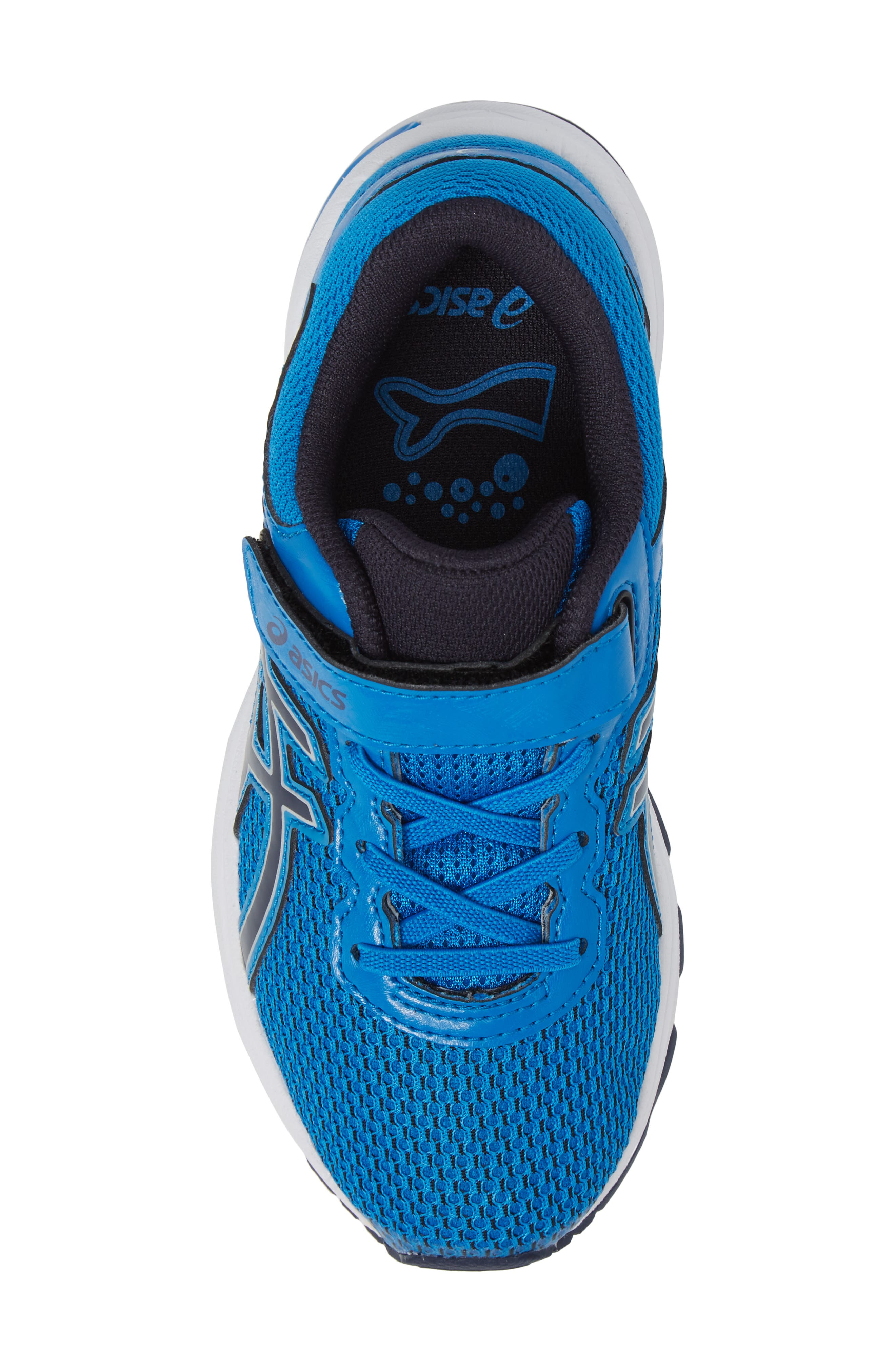 Asics GT-1000<sup>™</sup> 6 PS Sneaker,                             Alternate thumbnail 5, color,                             Blue/ Peacock