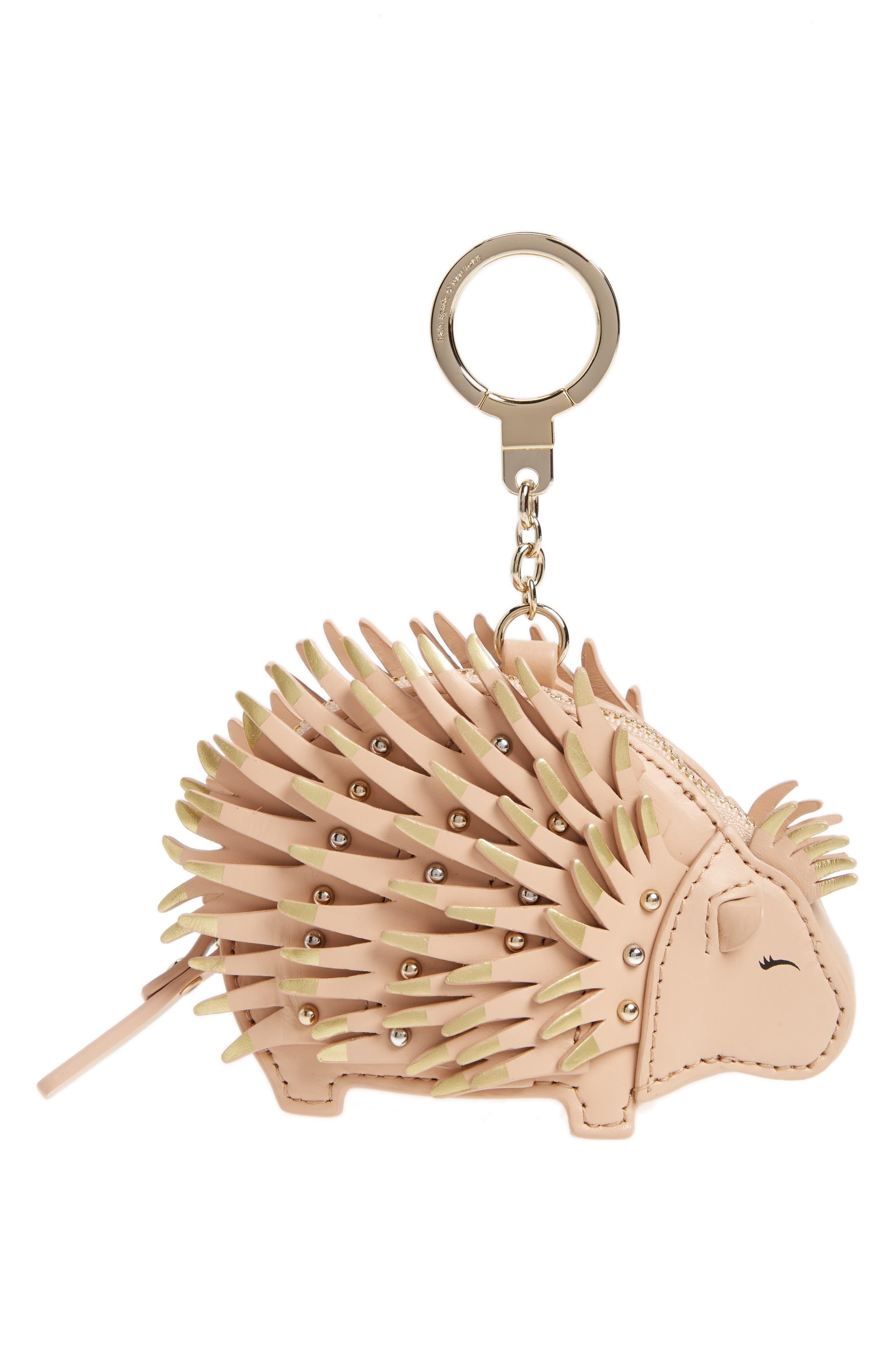 kate spade new york baja bound porcupine coin pouch