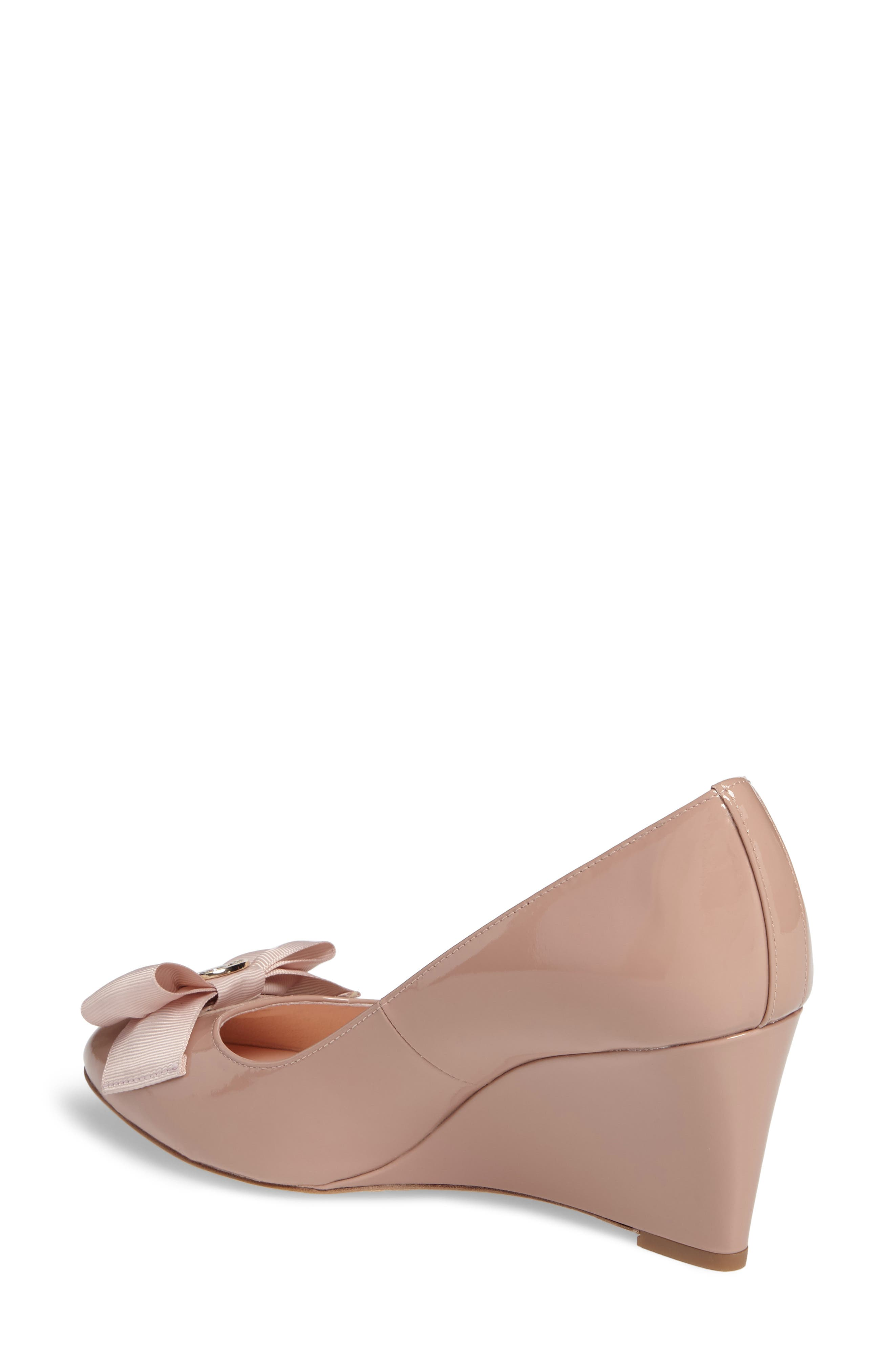 Alternate Image 2  - kate spade new york wescott wedge pump (Women)