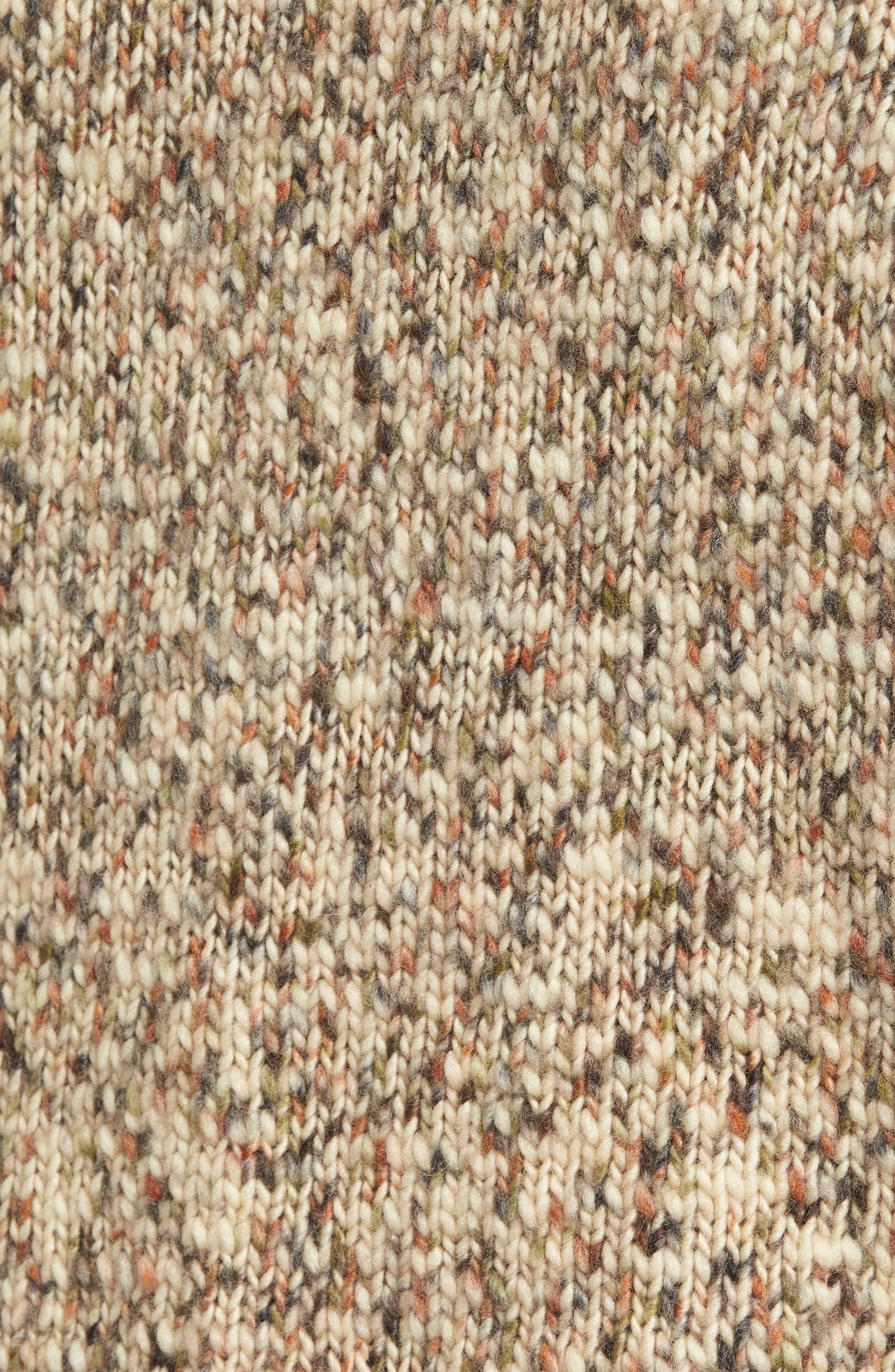 Alternate Image 6  - Barbour Jane Funnel Neck Wool Sweater