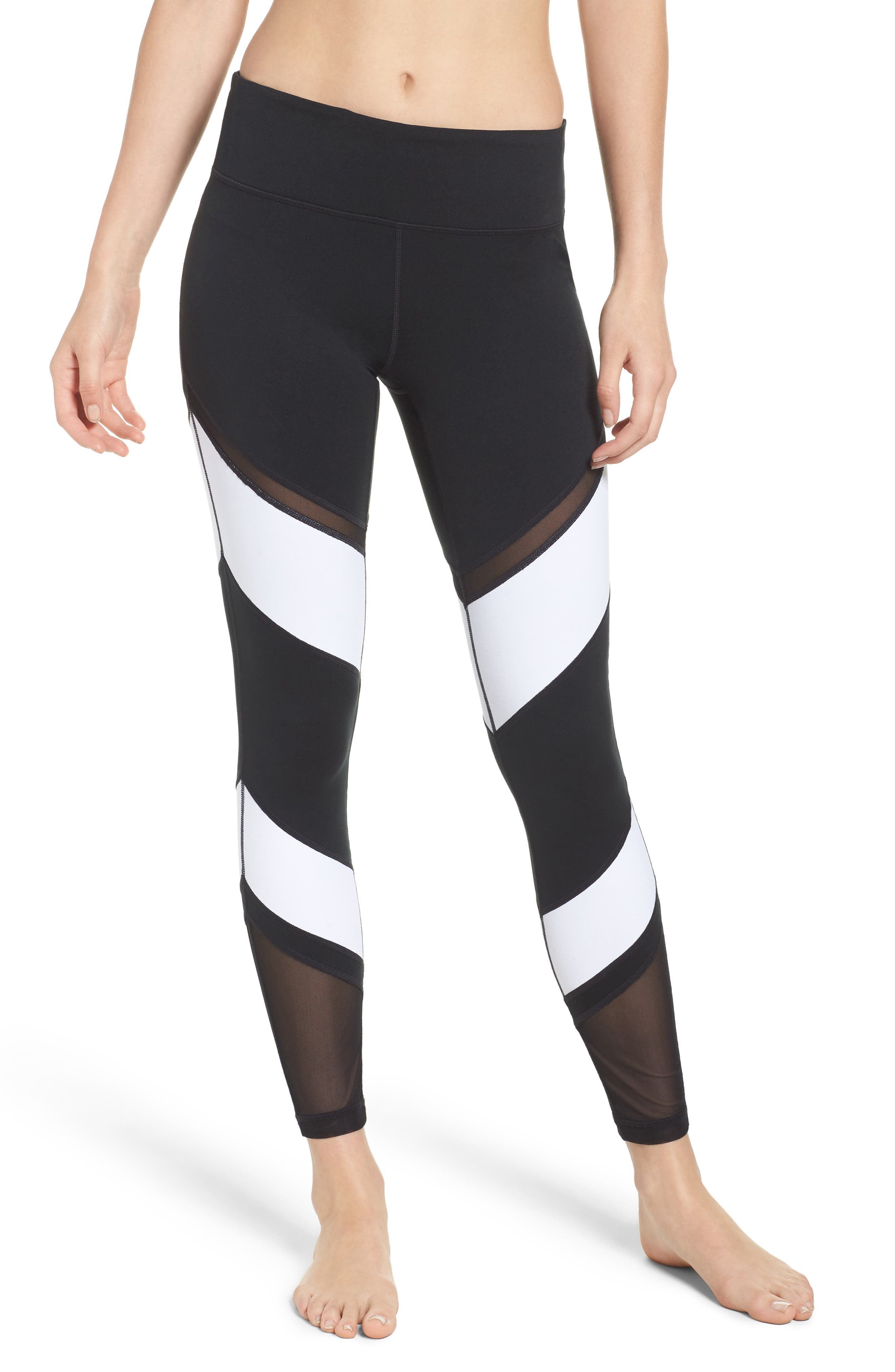 Zella Epic Clean Block Ankle Leggings