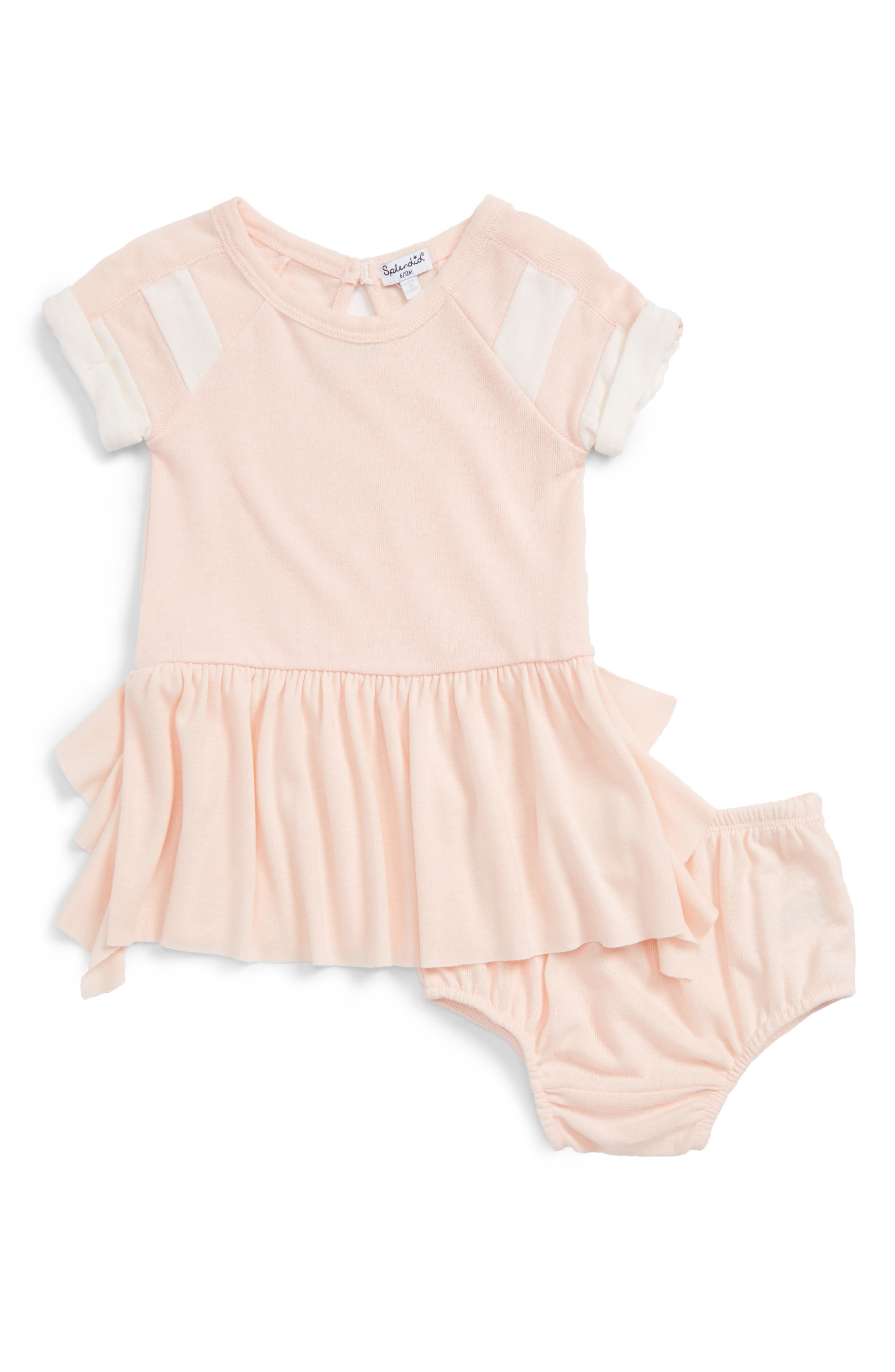 Splendid Knit Dress (Baby Girls)