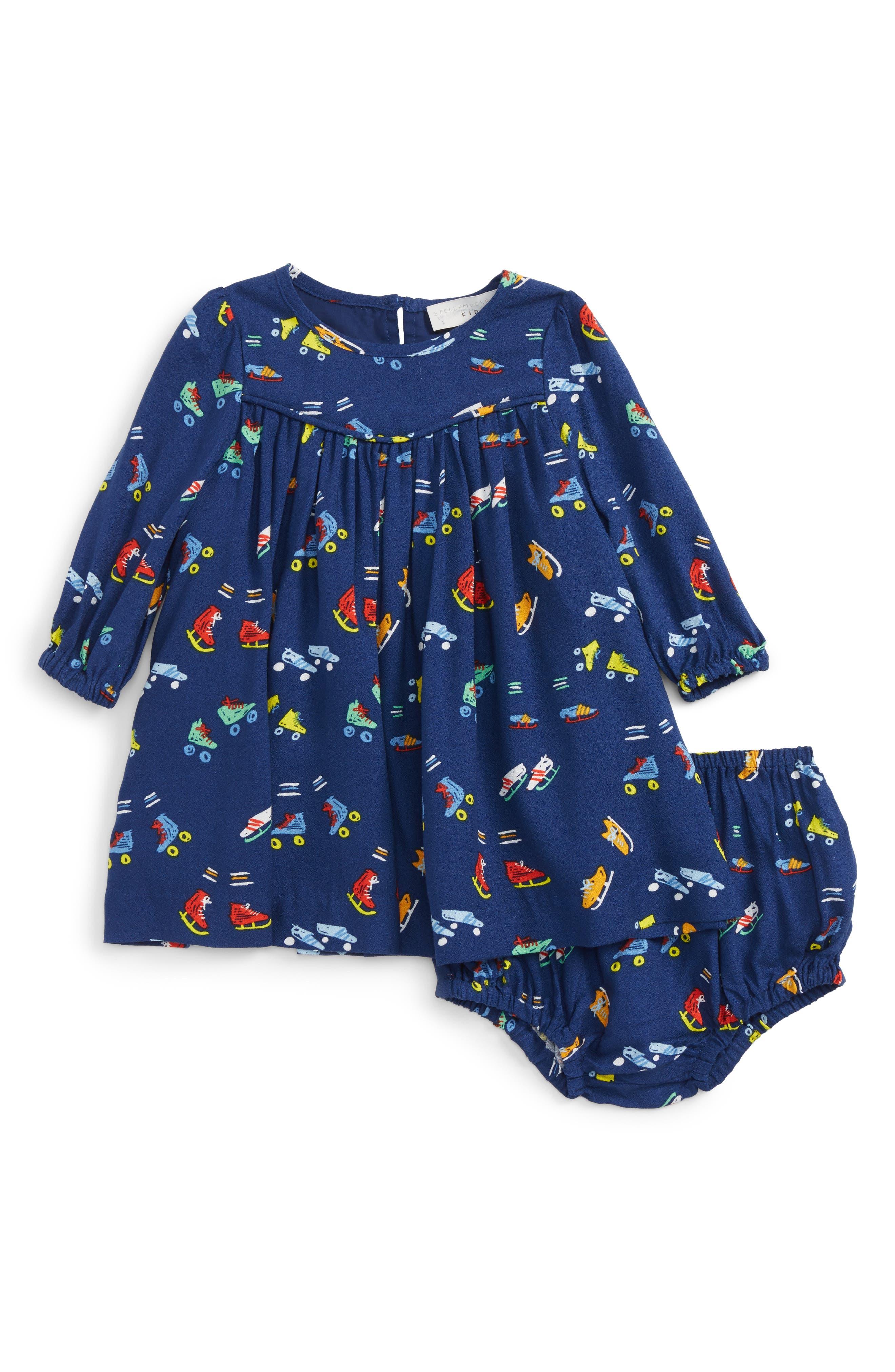 Stella McCartney Kids Beth Print Dress (Baby Girls)