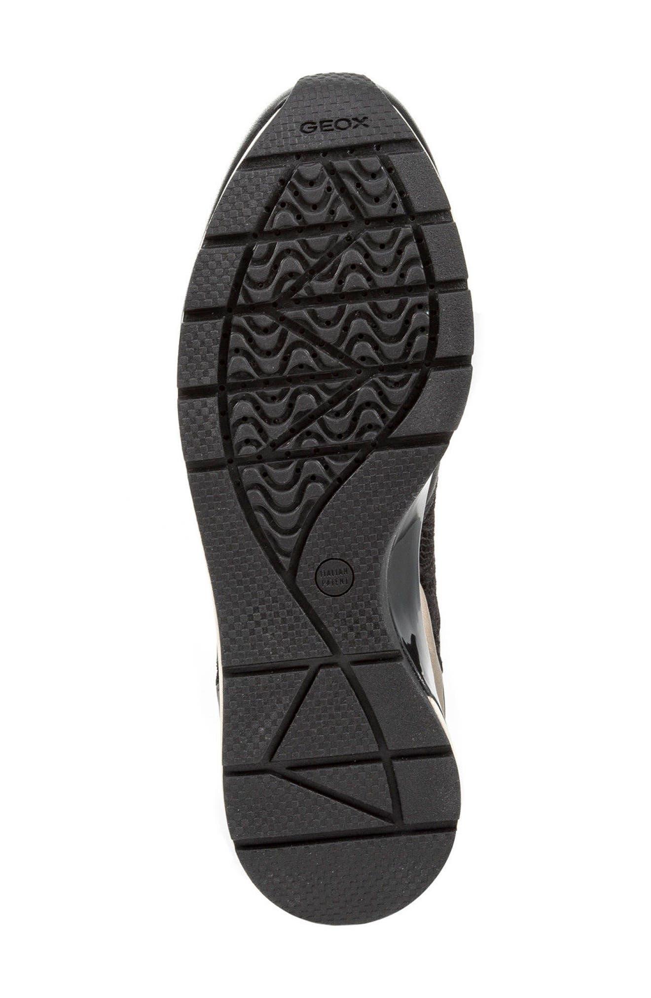Alternate Image 7  - Geox Shahira Sneaker (Women)
