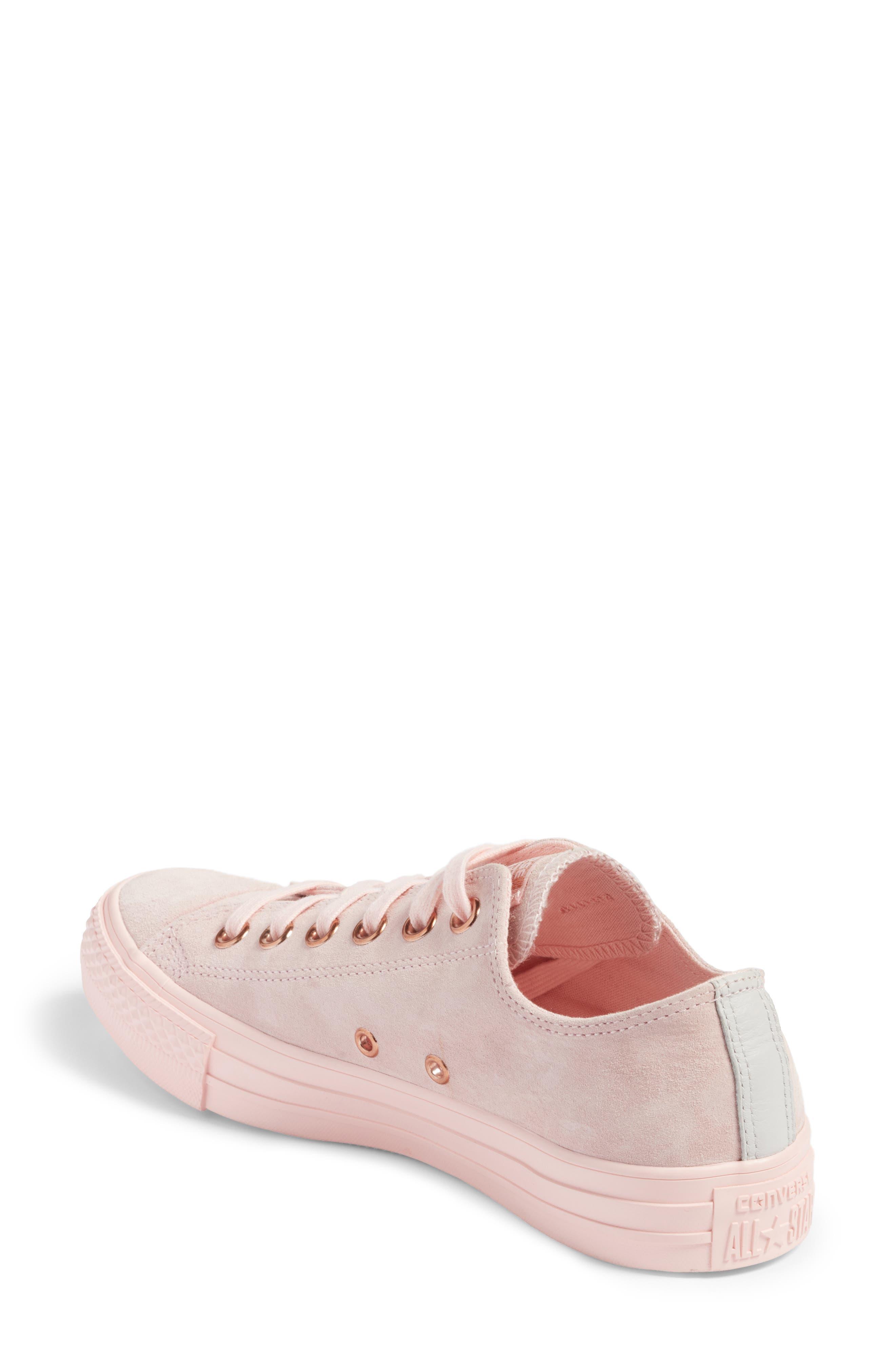 Blossom Sneaker,                             Alternate thumbnail 3, color,                             Vapor Pink