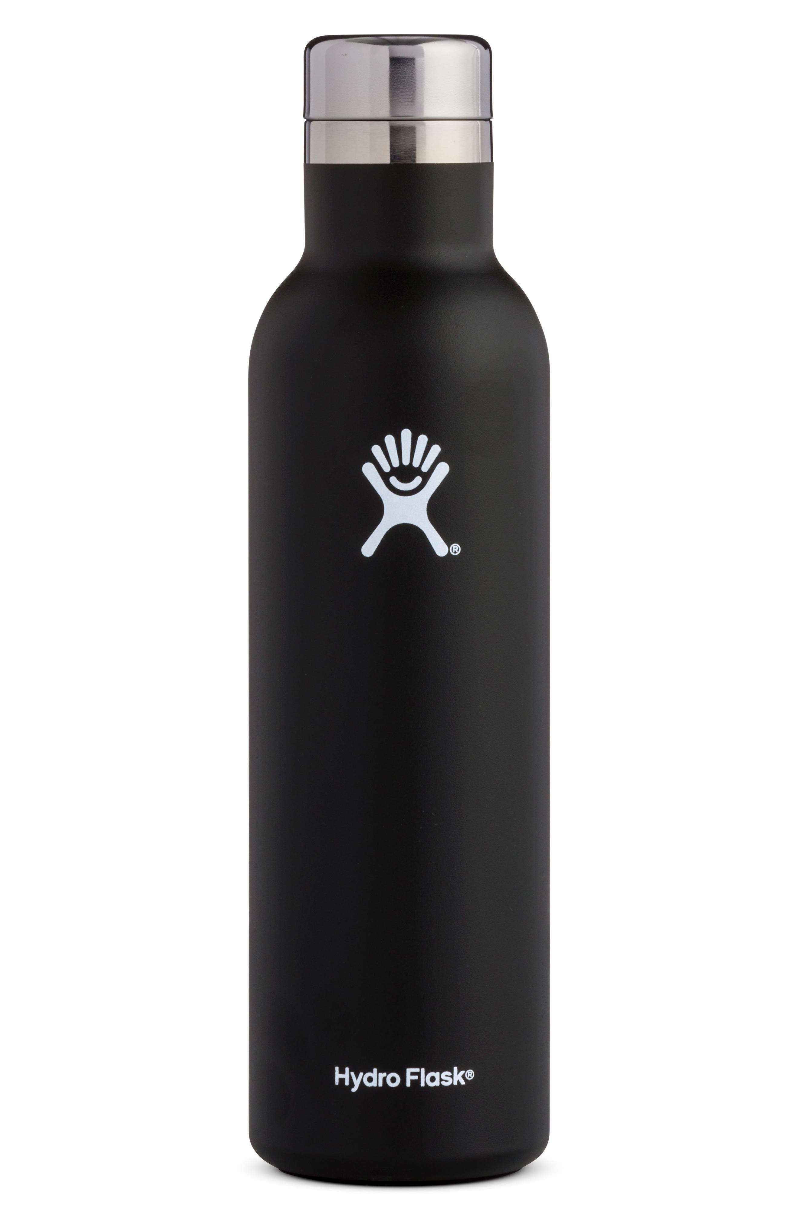 Alternate Image 1 Selected - Hydro Flask 25-Ounce Stainless Steel Wine Bottle