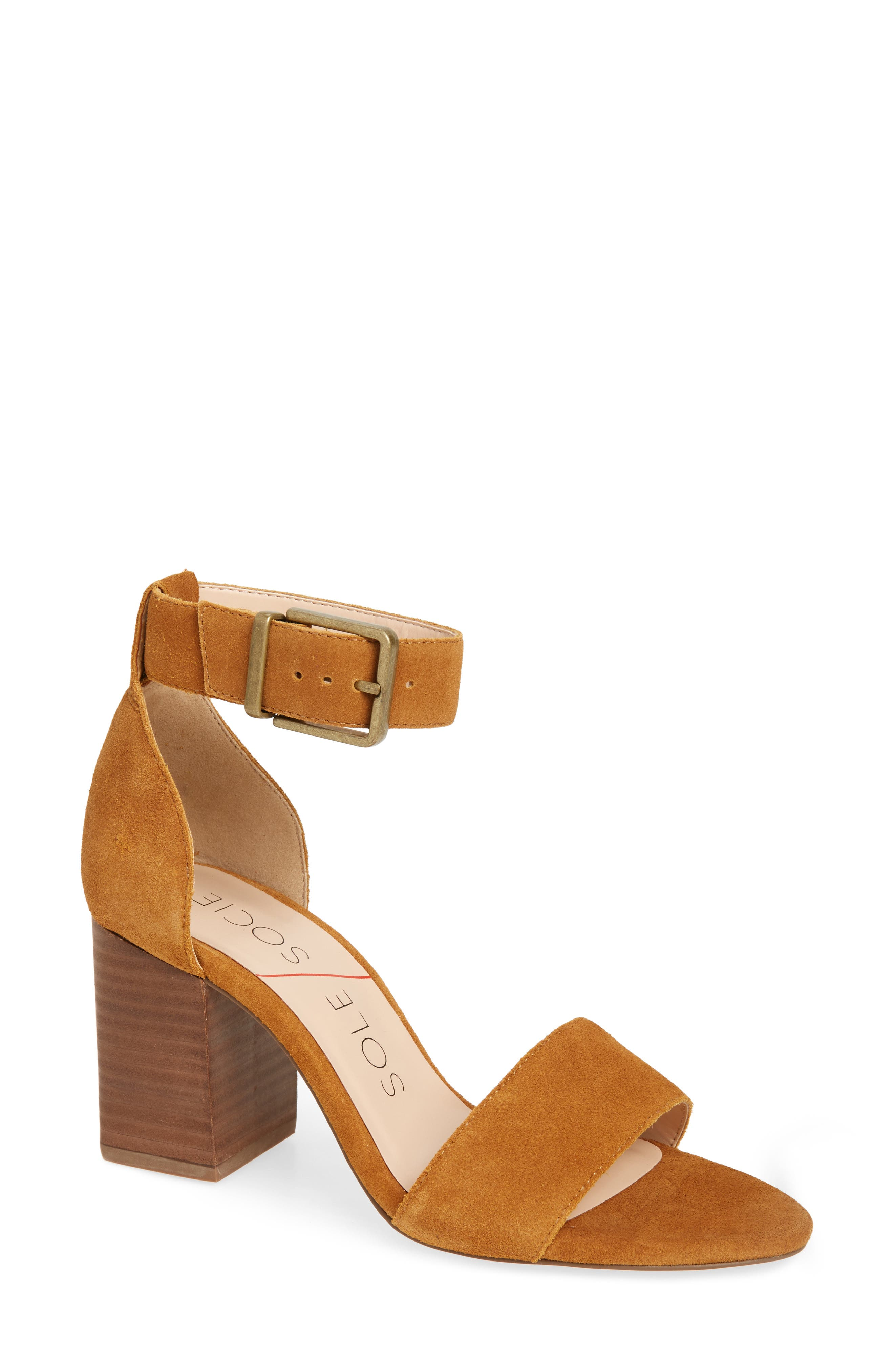 Montana Sandal,                         Main,                         color, Camel