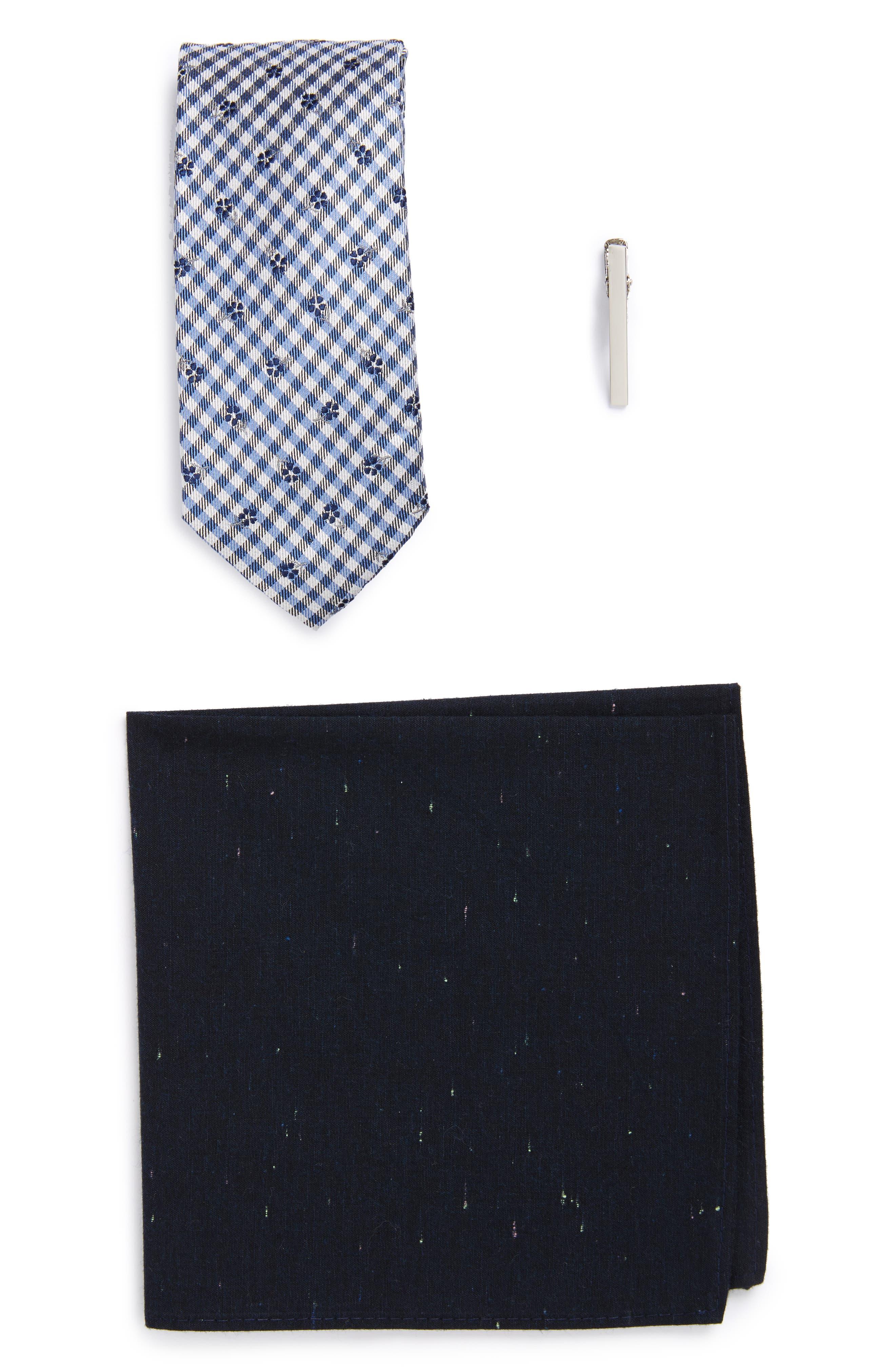 Accessory Box Set,                         Main,                         color, Medium Blue