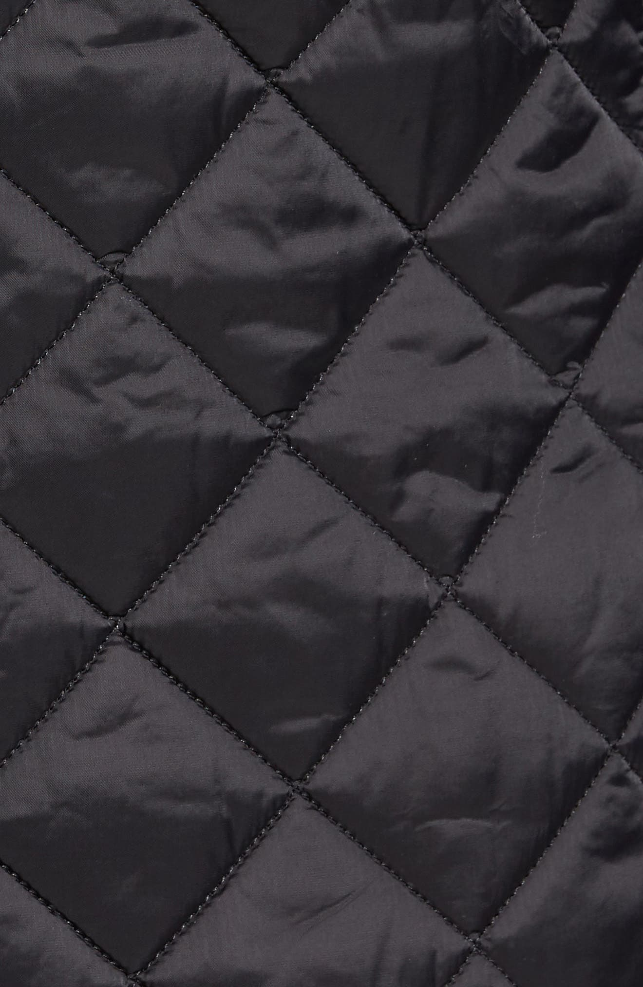 Alternate Image 6  - Barbour International Windshield Quilted Jacket