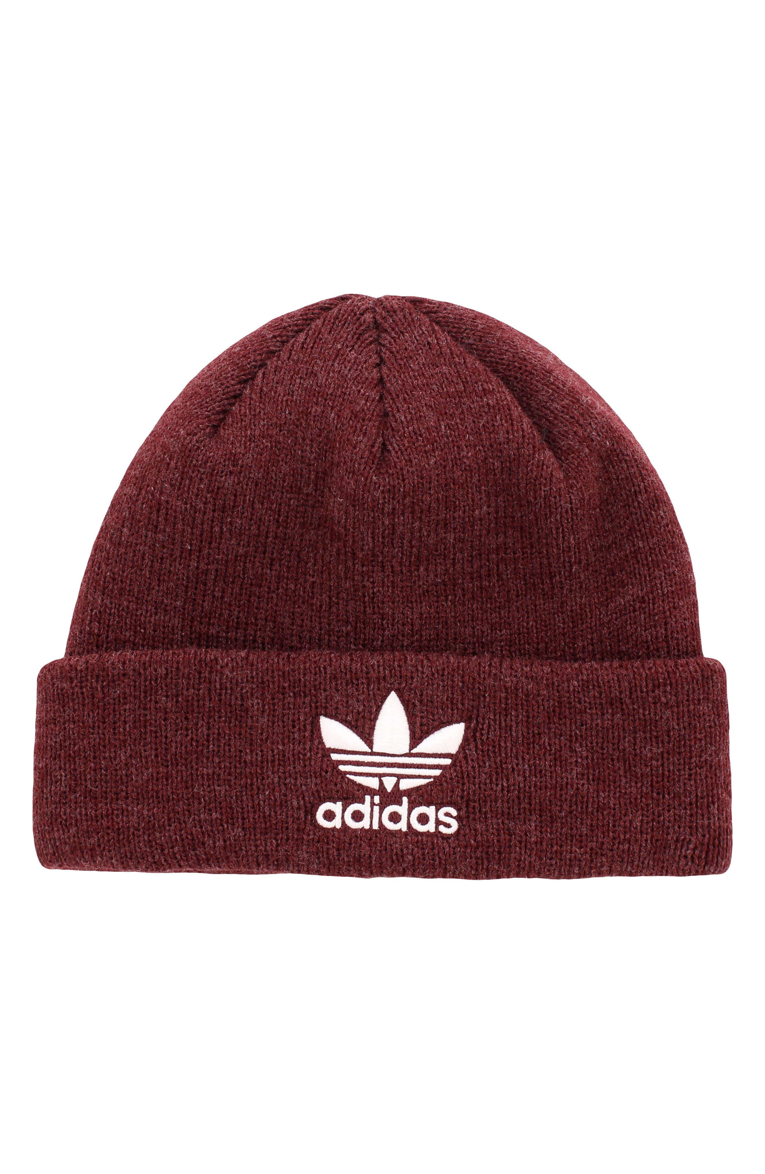 Alternate Image 1 Selected - adidas Originals Trefoil II Knit Cap