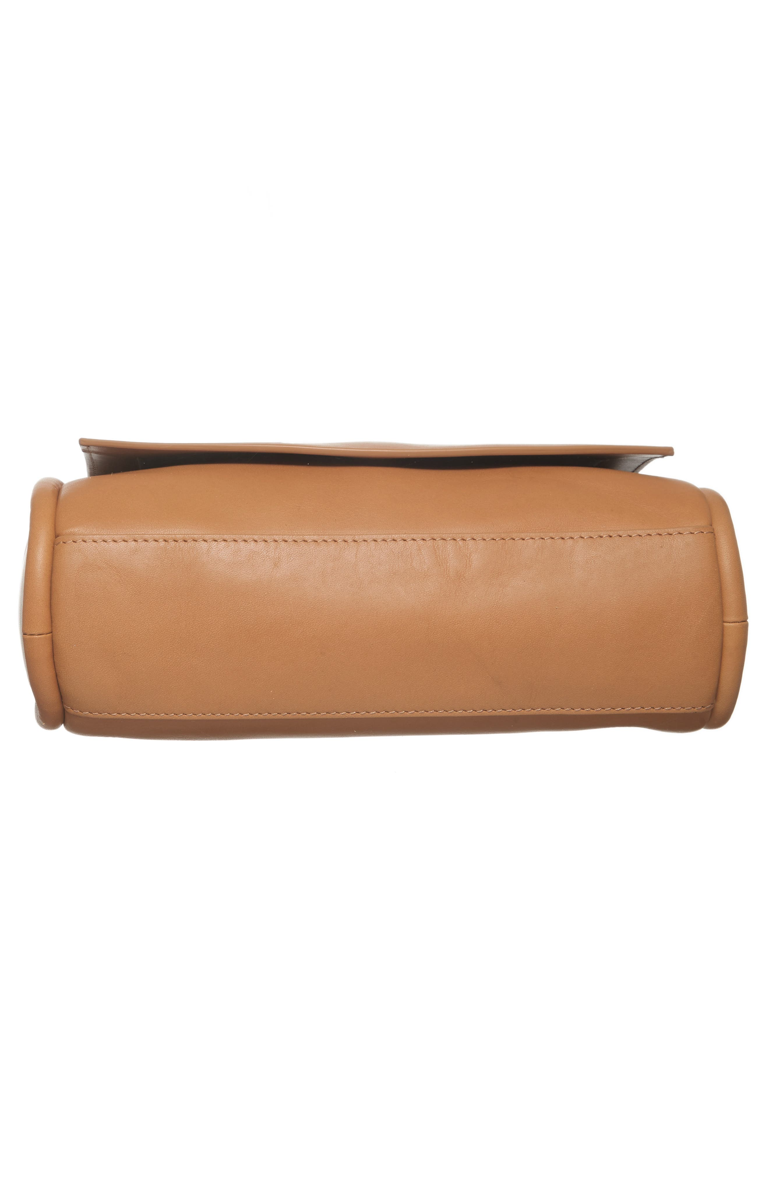 Alternate Image 5  - Skagen Sylvi Leather Crossbody Bag