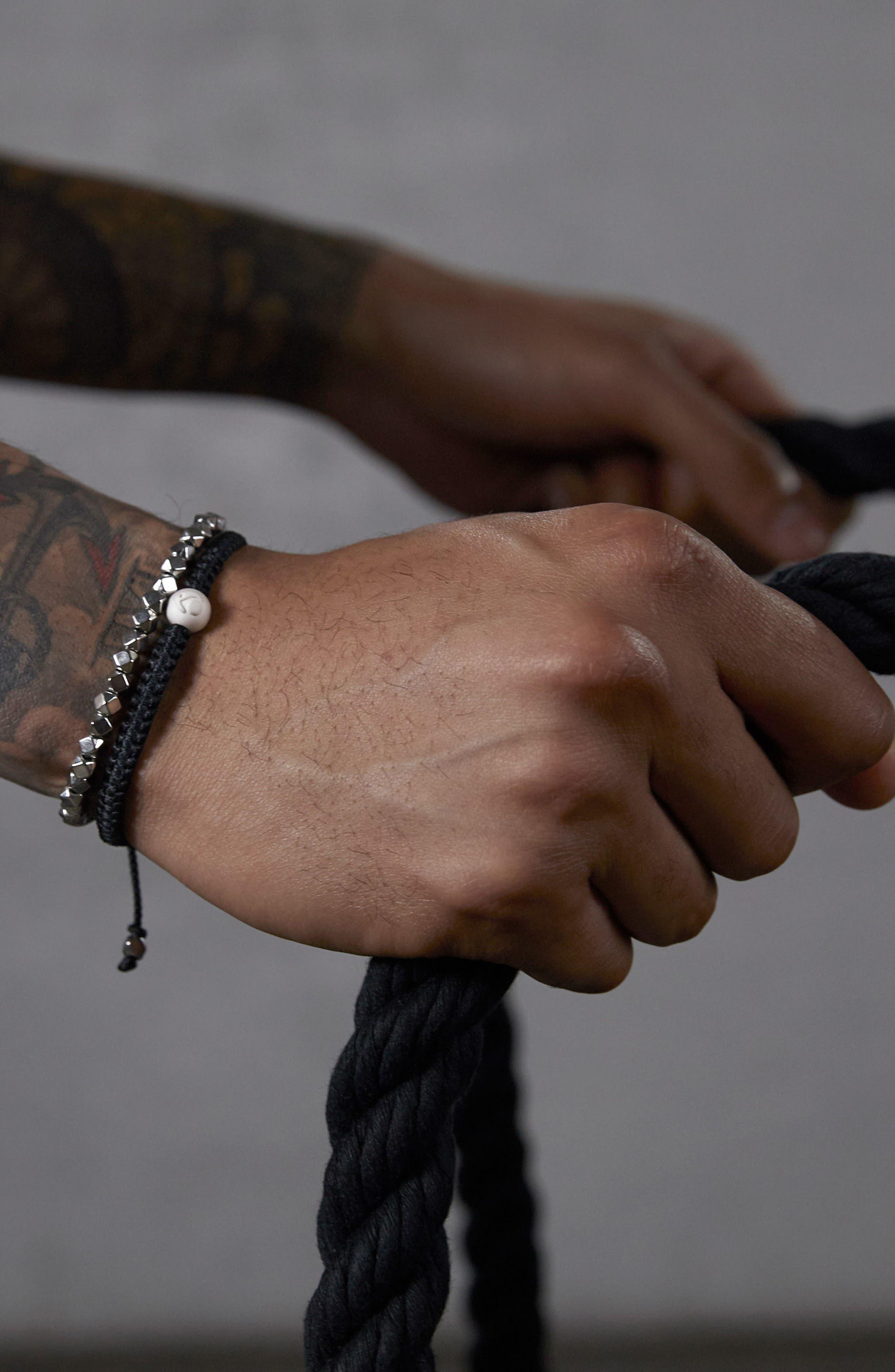 Single Wrap Bracelet,                             Alternate thumbnail 9, color,