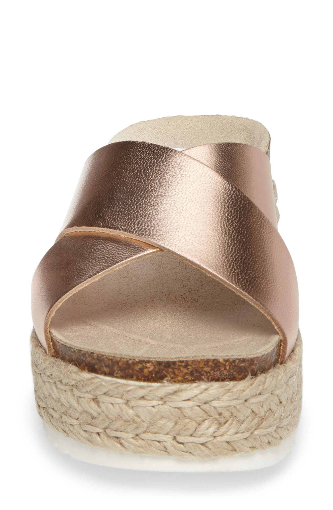 Alternate Image 4  - Steve Madden 'Arran' Espadrille Platform Sandal (Women)
