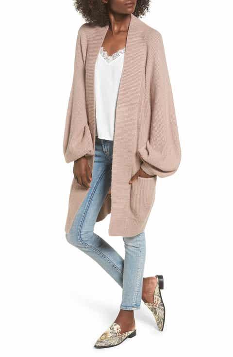 Women's Beige Cardigan Sweaters: Sale | Nordstrom