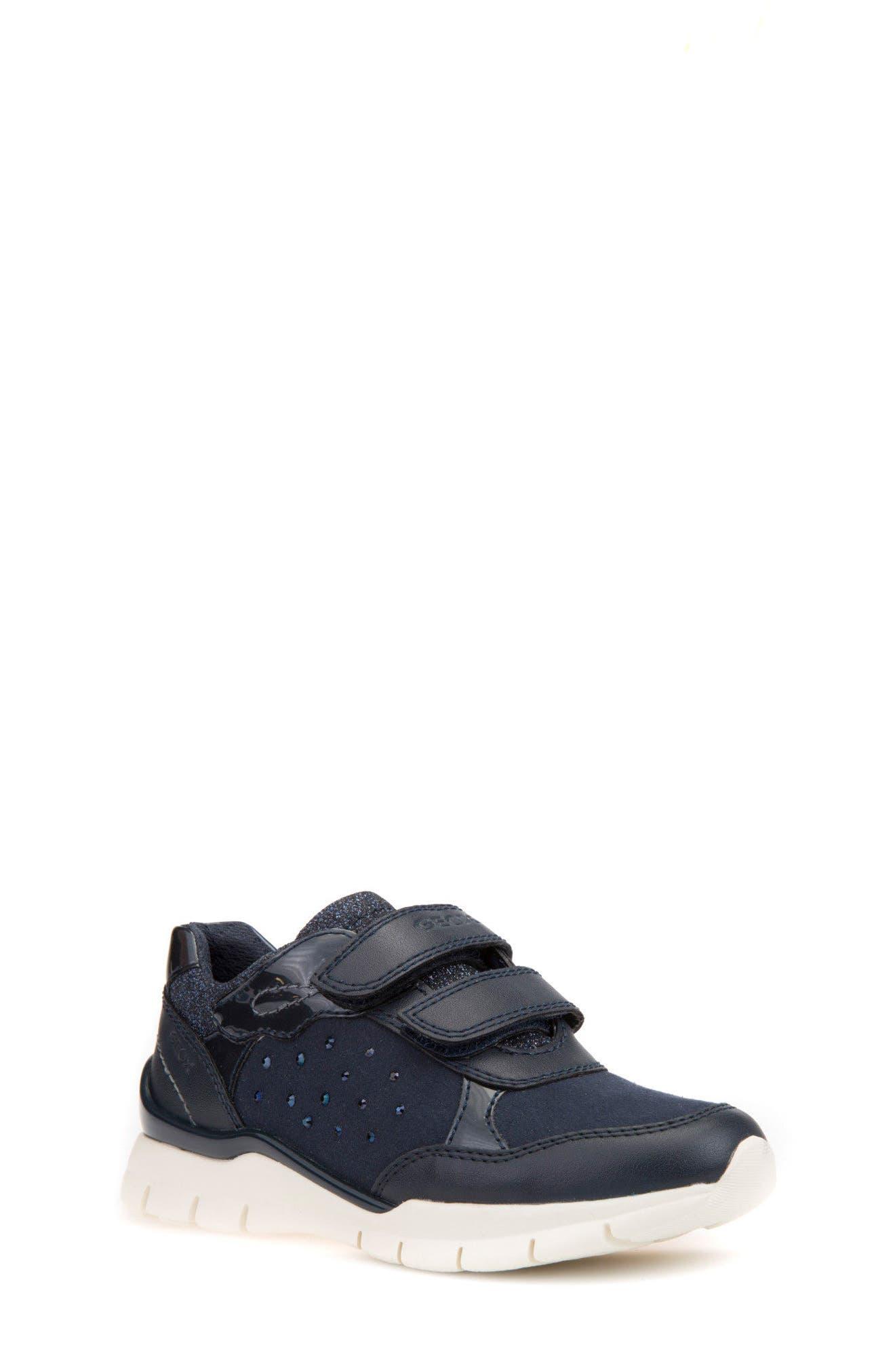Geox Sukie Sneaker (Toddler, Little Kid & Big Kid)