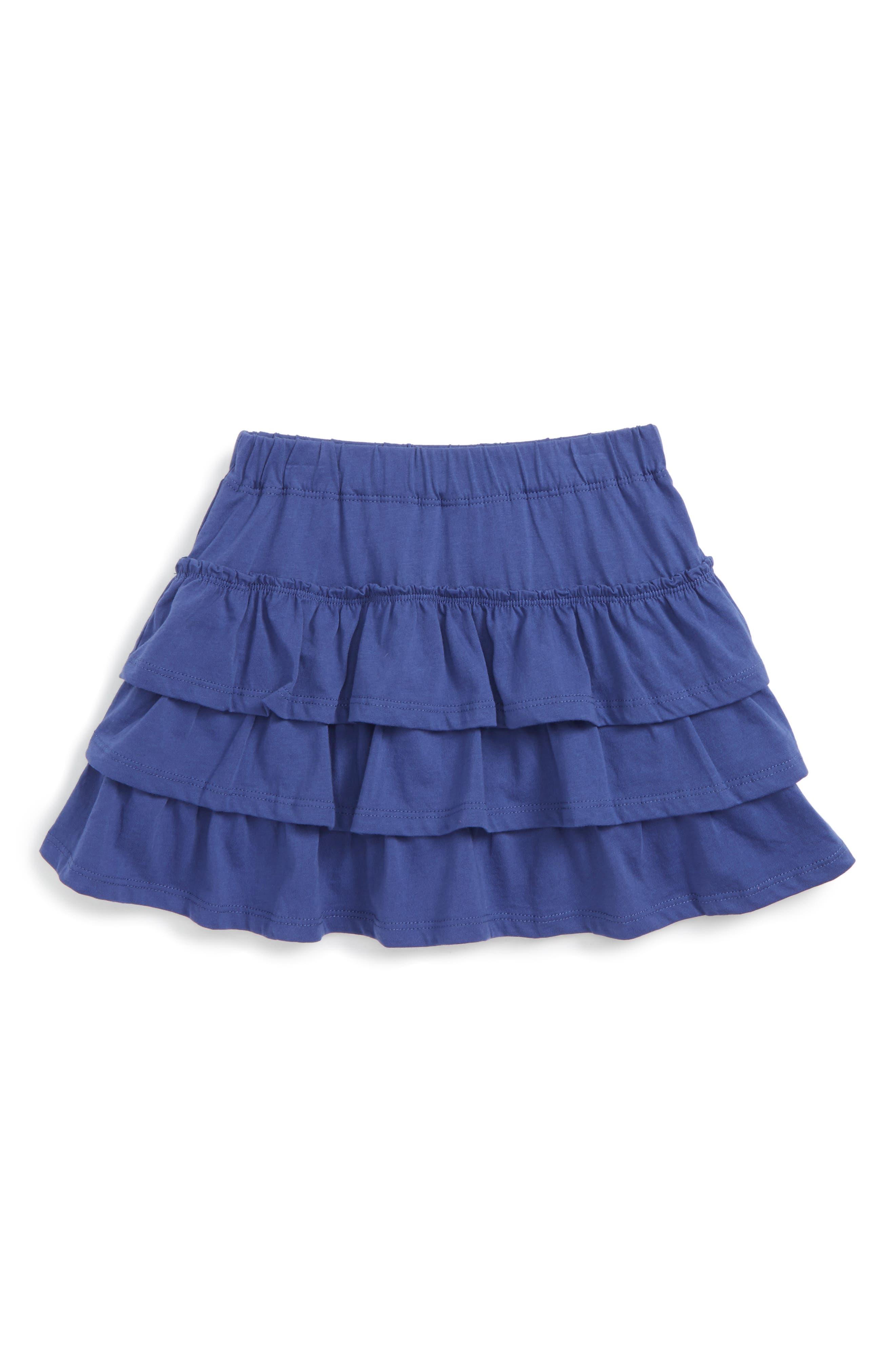 Mini Boden Ruffle Skort (Toddler Girls, Little Girls & Big Girls)