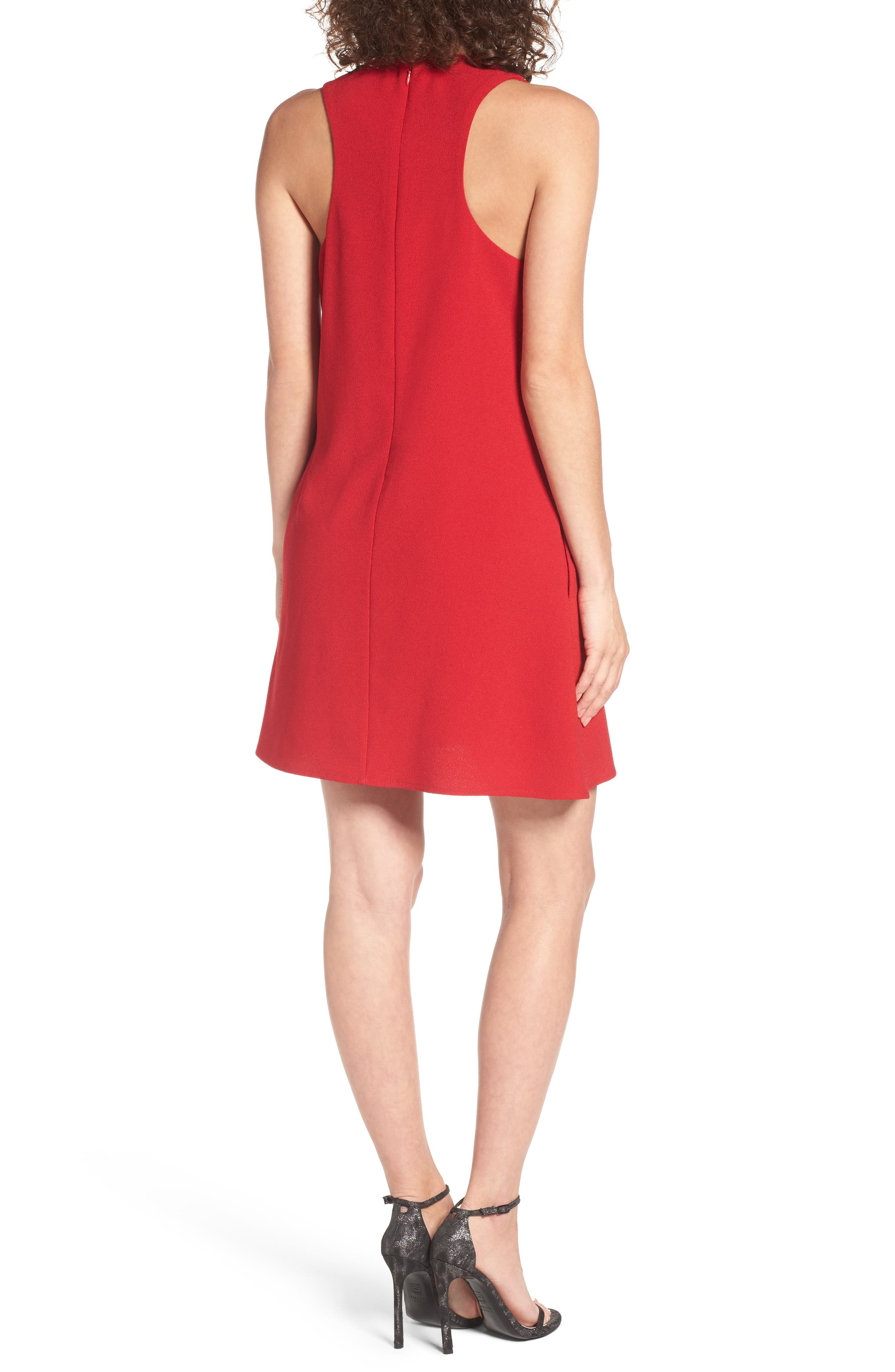 Alternate Image 2  - Speechless Cutout Neckline Dress