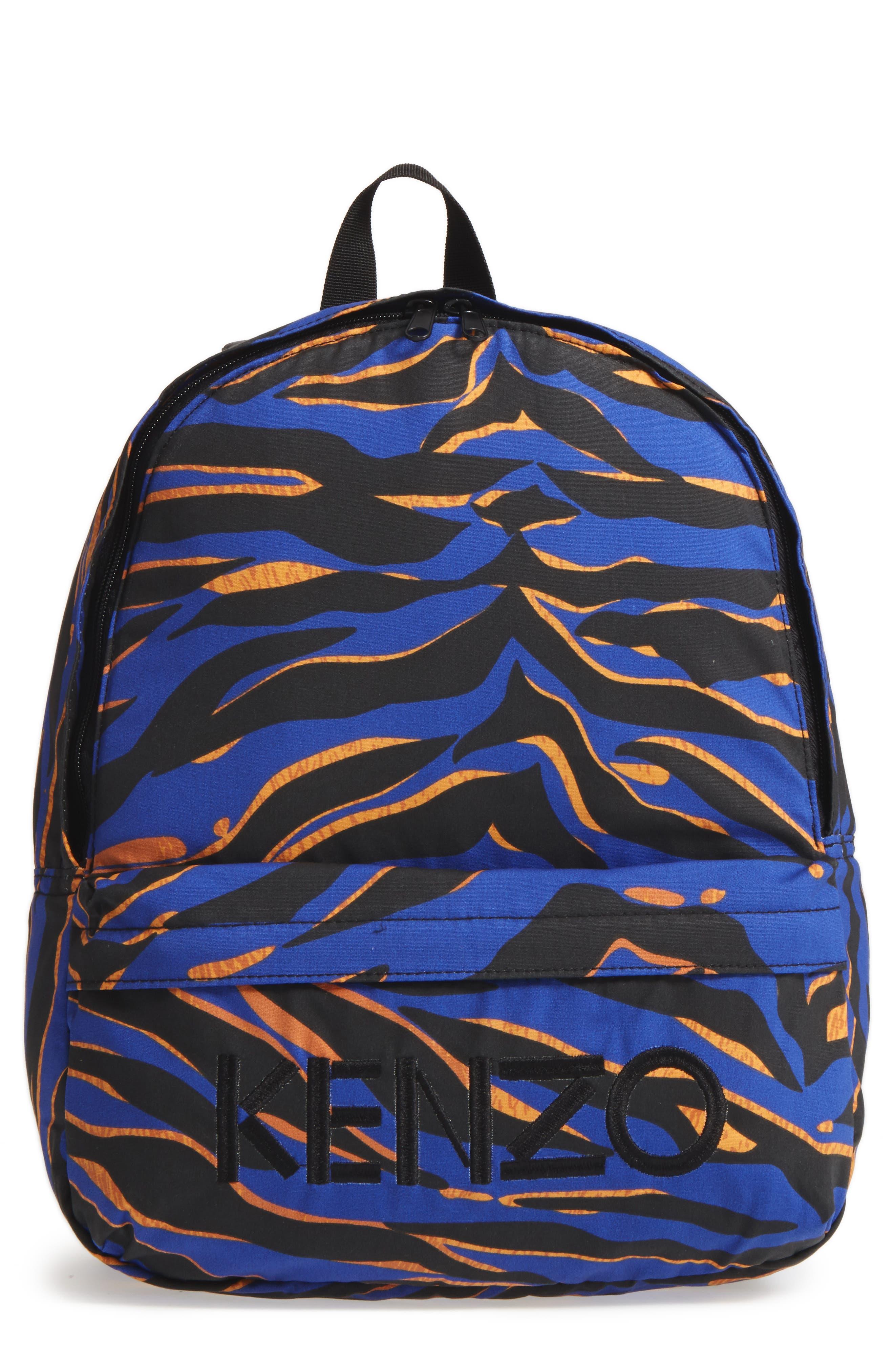 Alternate Image 1 Selected - KENZO Logo Backpack