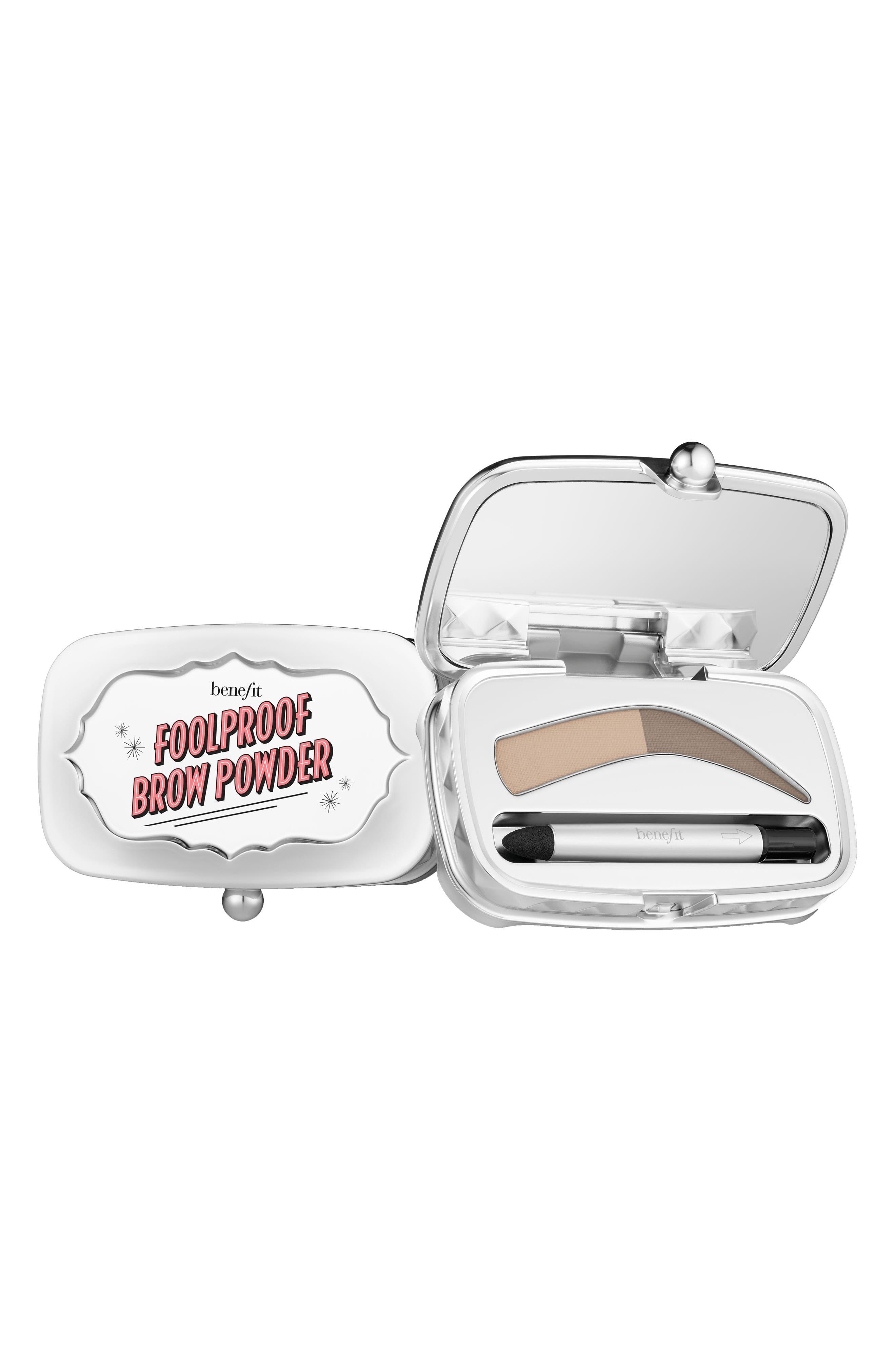 Main Image - Benefit Foolproof Brow Powder