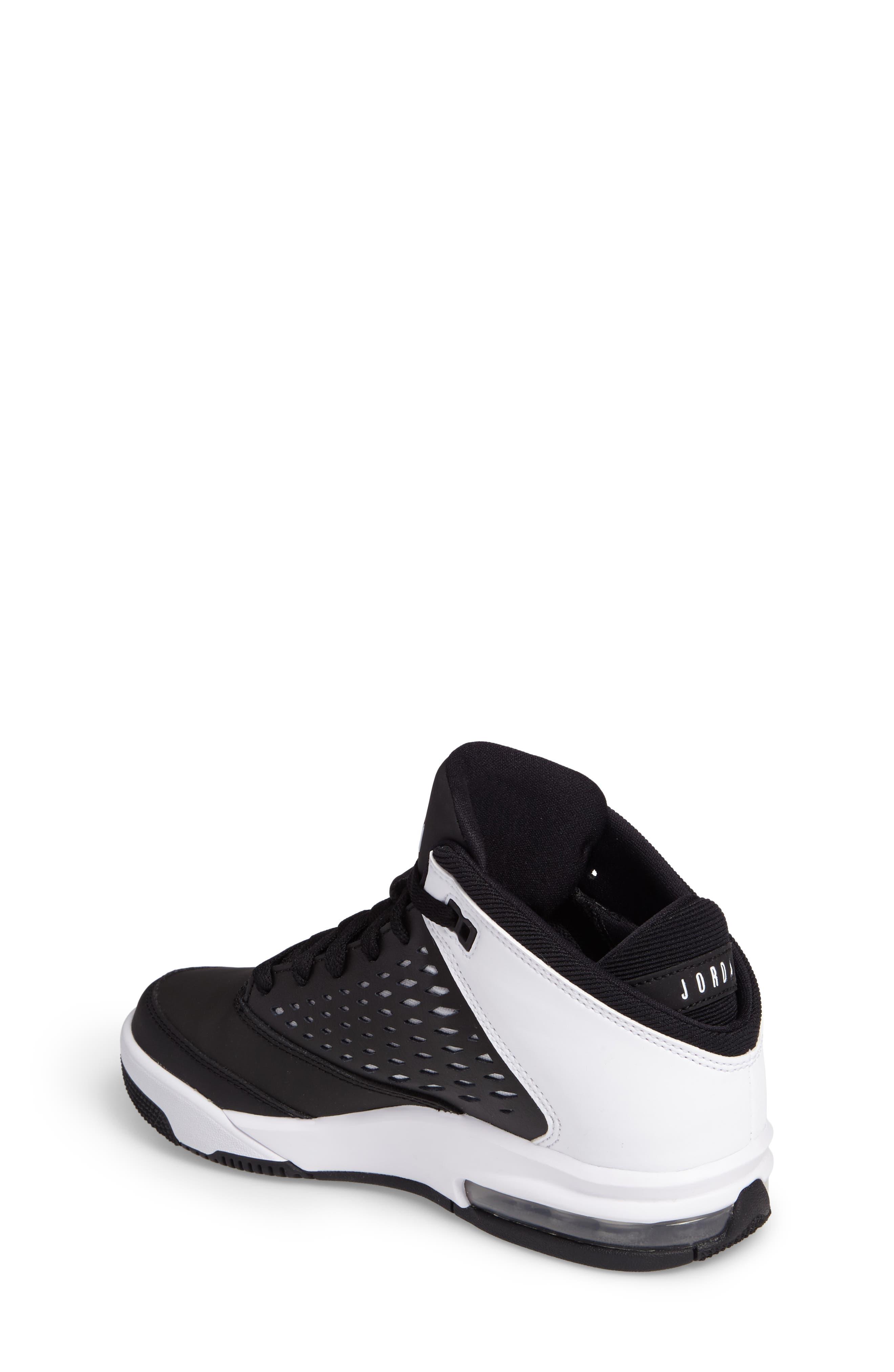 Alternate Image 2  - Nike Jordan Flight Origin Sneaker (Big Kid)