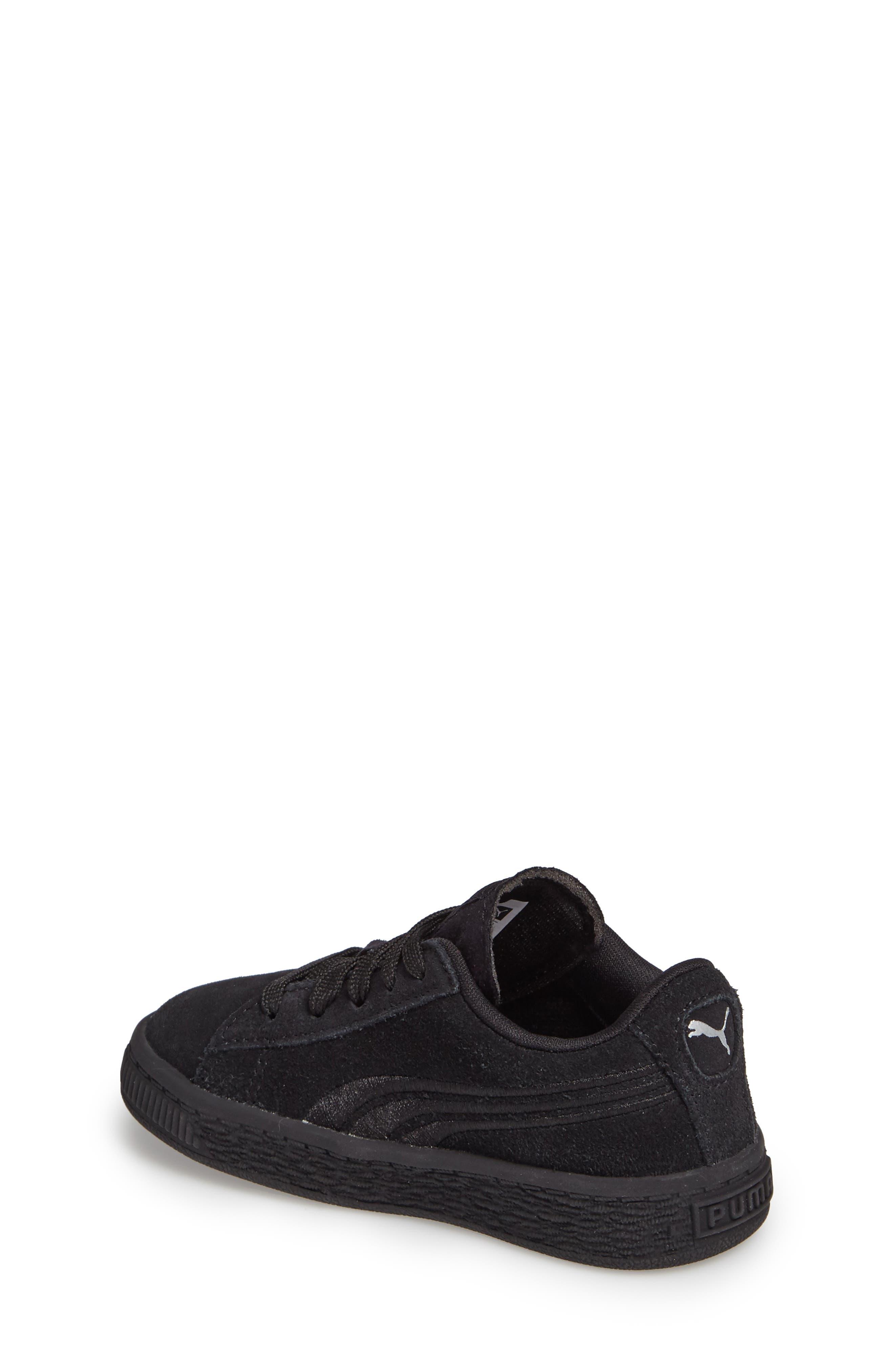 Alternate Image 2  - PUMA Suede Classic Sneaker (Baby, Walker & Toddler)