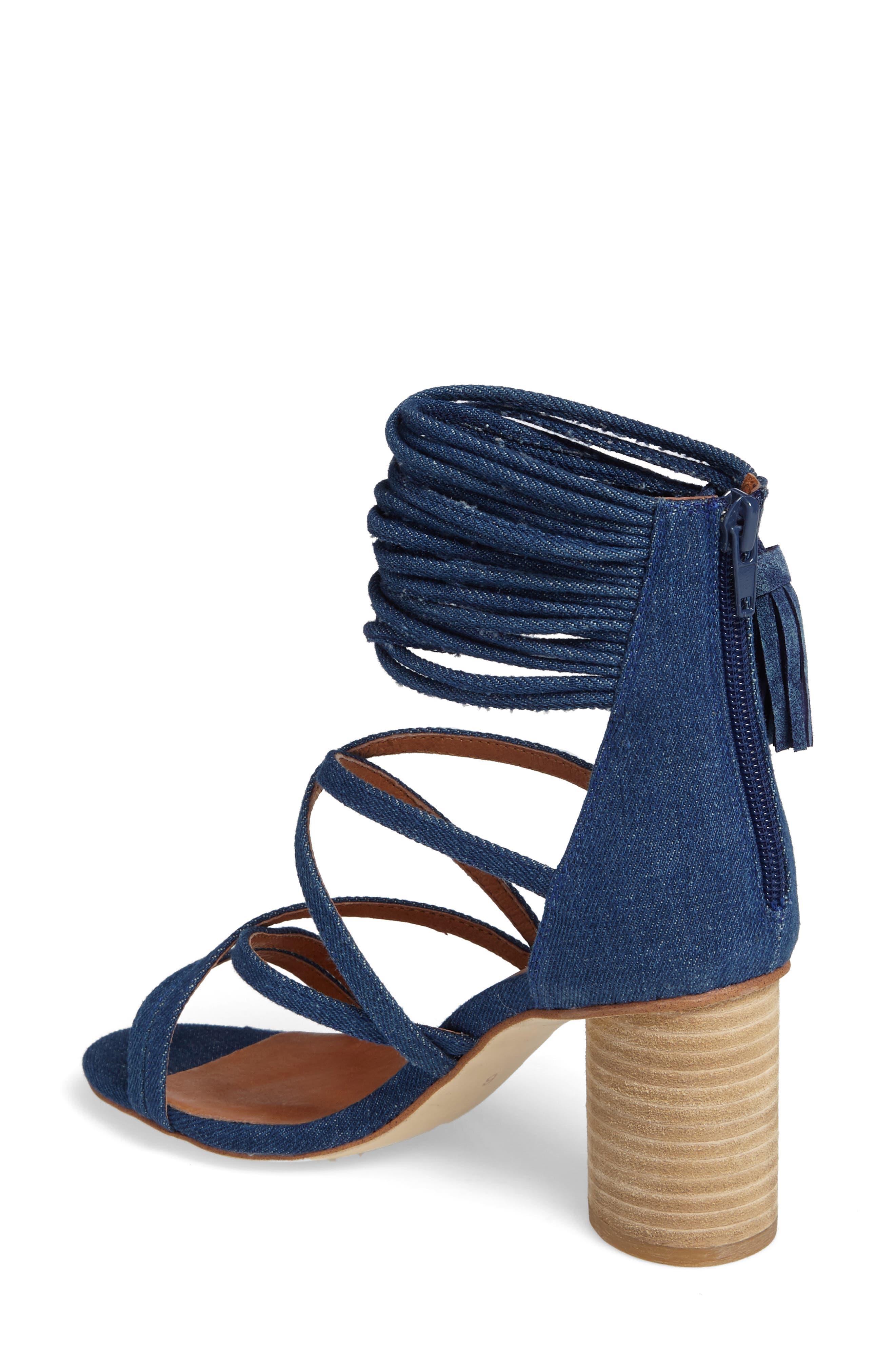 Alternate Image 2  - Jeffrey Campbell 'Despina' Strappy Sandal (Women)