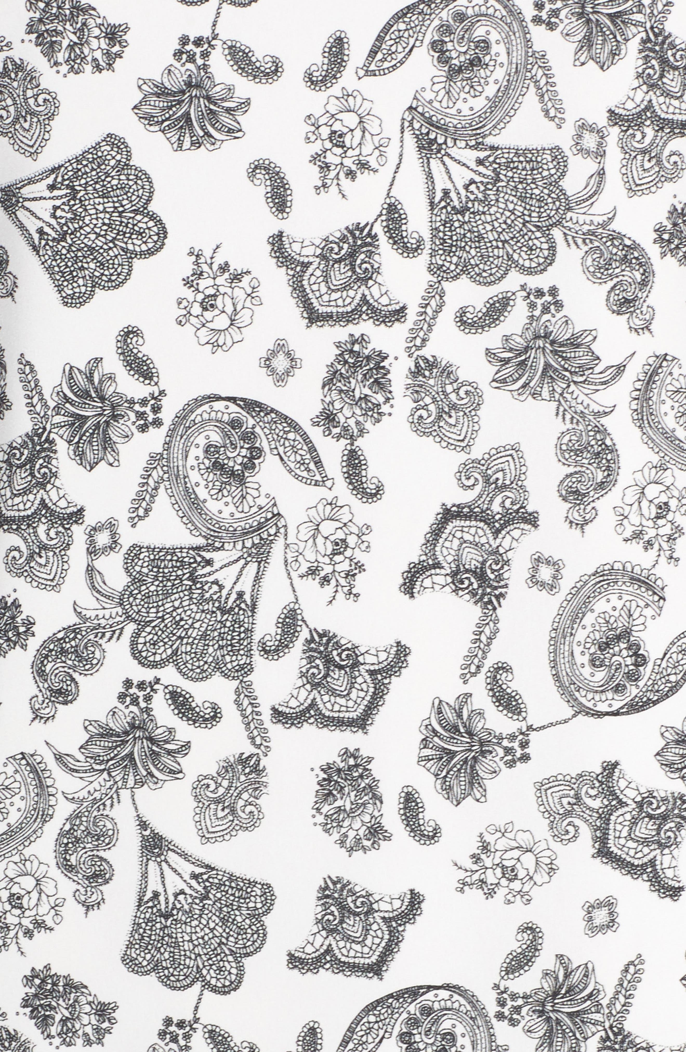 Alternate Image 5  - Kobi Halperin Amber Cold Shoulder Shift Dress (Nordstrom Exclusive)