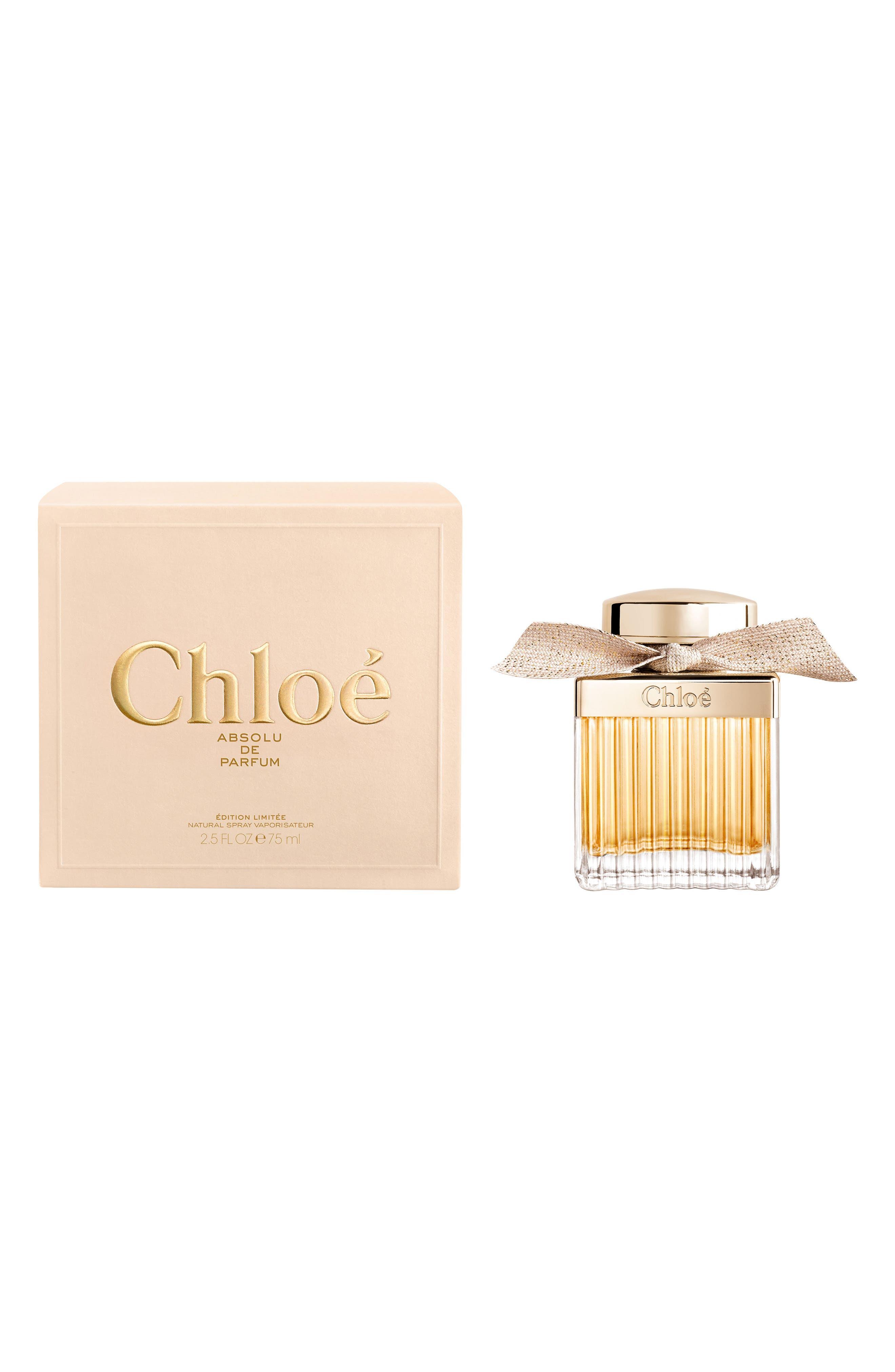 Alternate Image 1 Selected - Chloé Absolu de Parfum (Limited Edition)