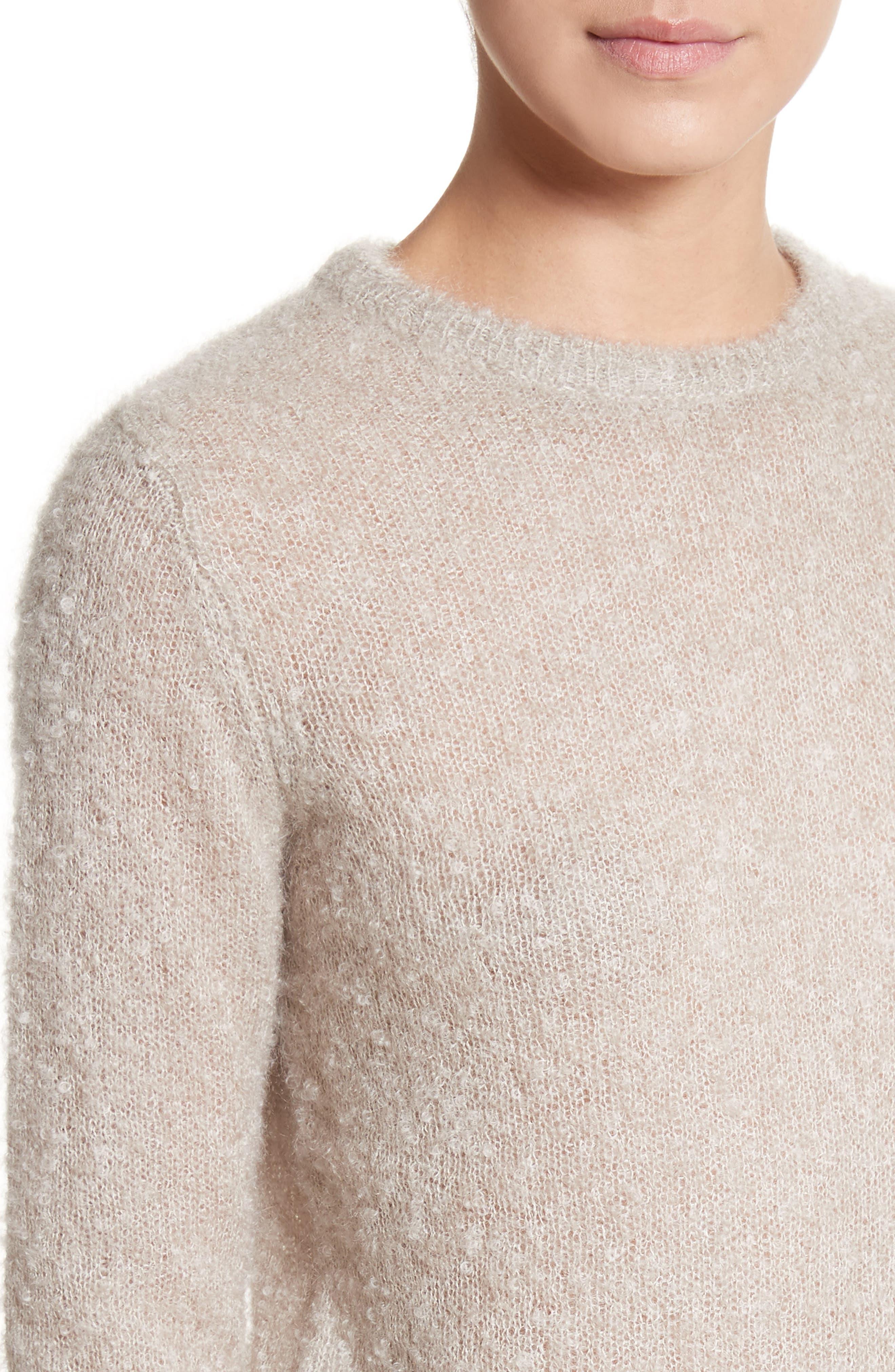 Alternate Image 3  - Simon Miller Tatum Mohair & Silk Sweater